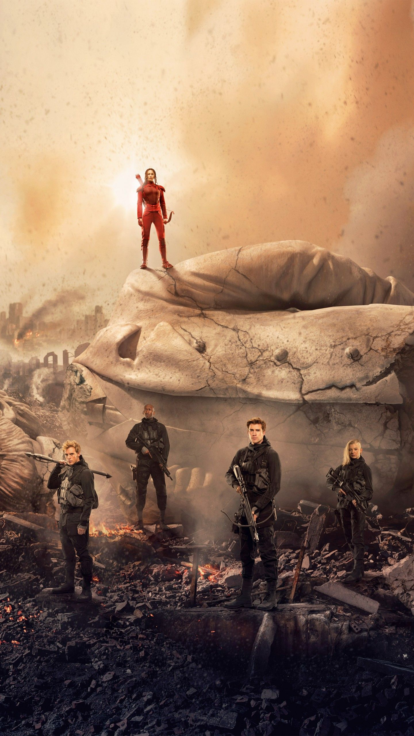 Hunger Games Soldiers Wallpapers - Wallpaper Cave