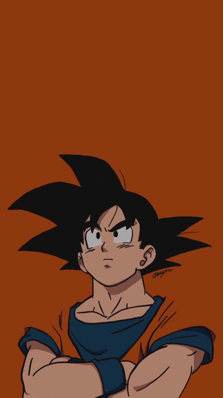 Dbz Iphone Aesthetic Wallpapers Wallpaper Cave