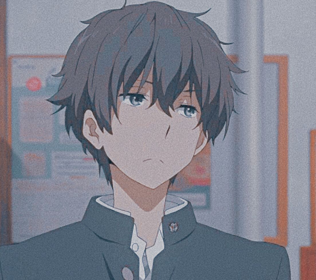 Anime Sad Aesthetic Boy Wallpapers   Wallpaper Cave