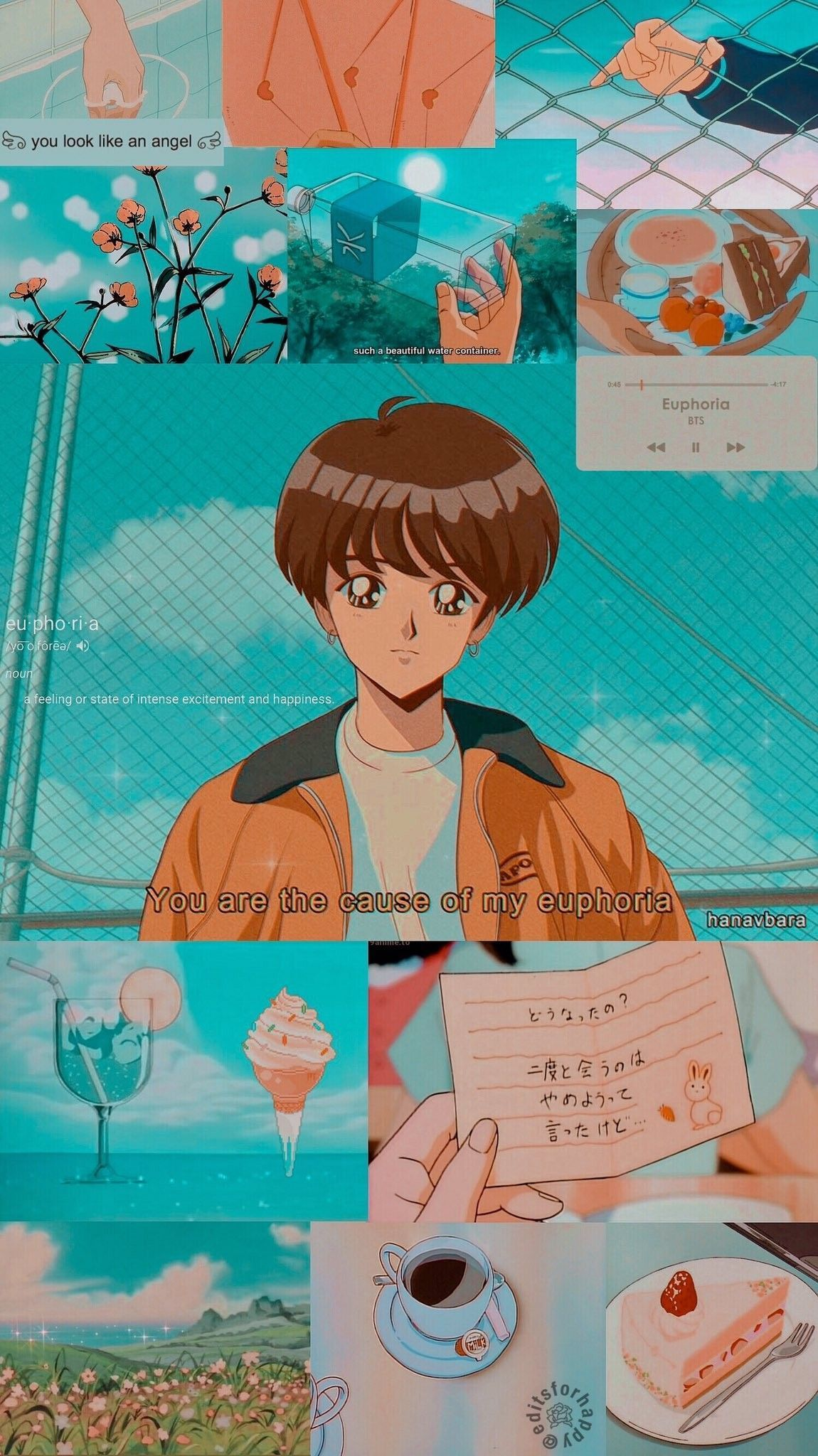 90s Anime Aesthetic Wallpapers