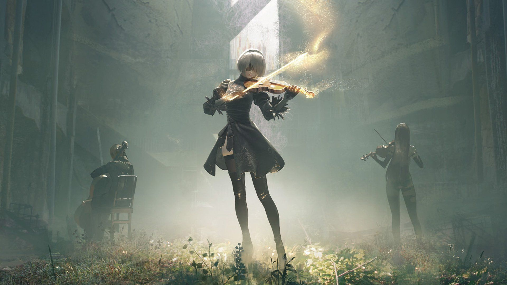 Nier Automata Music Concert HD Wallpapers