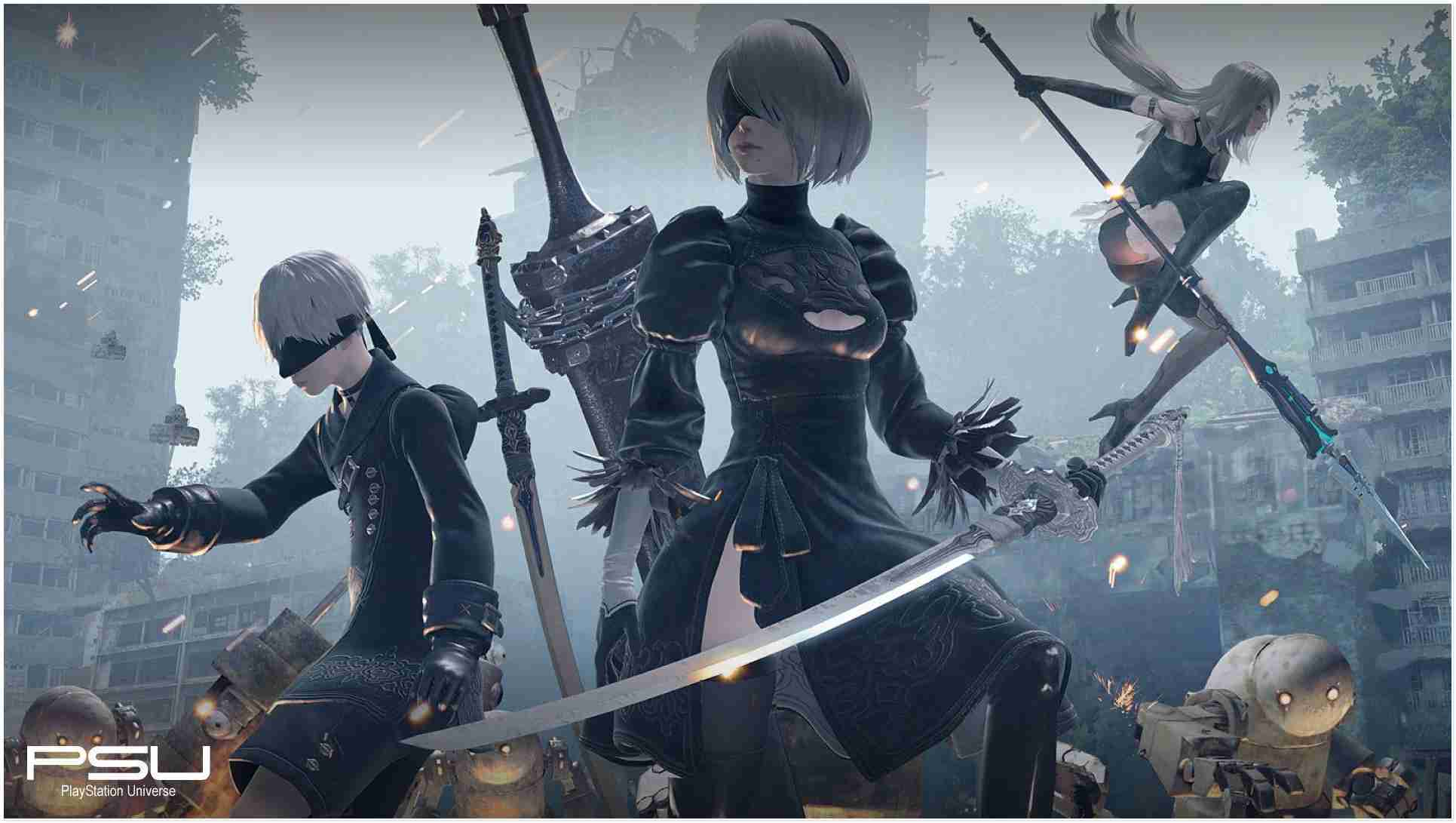 Most popular 12 nier automata wallpapers