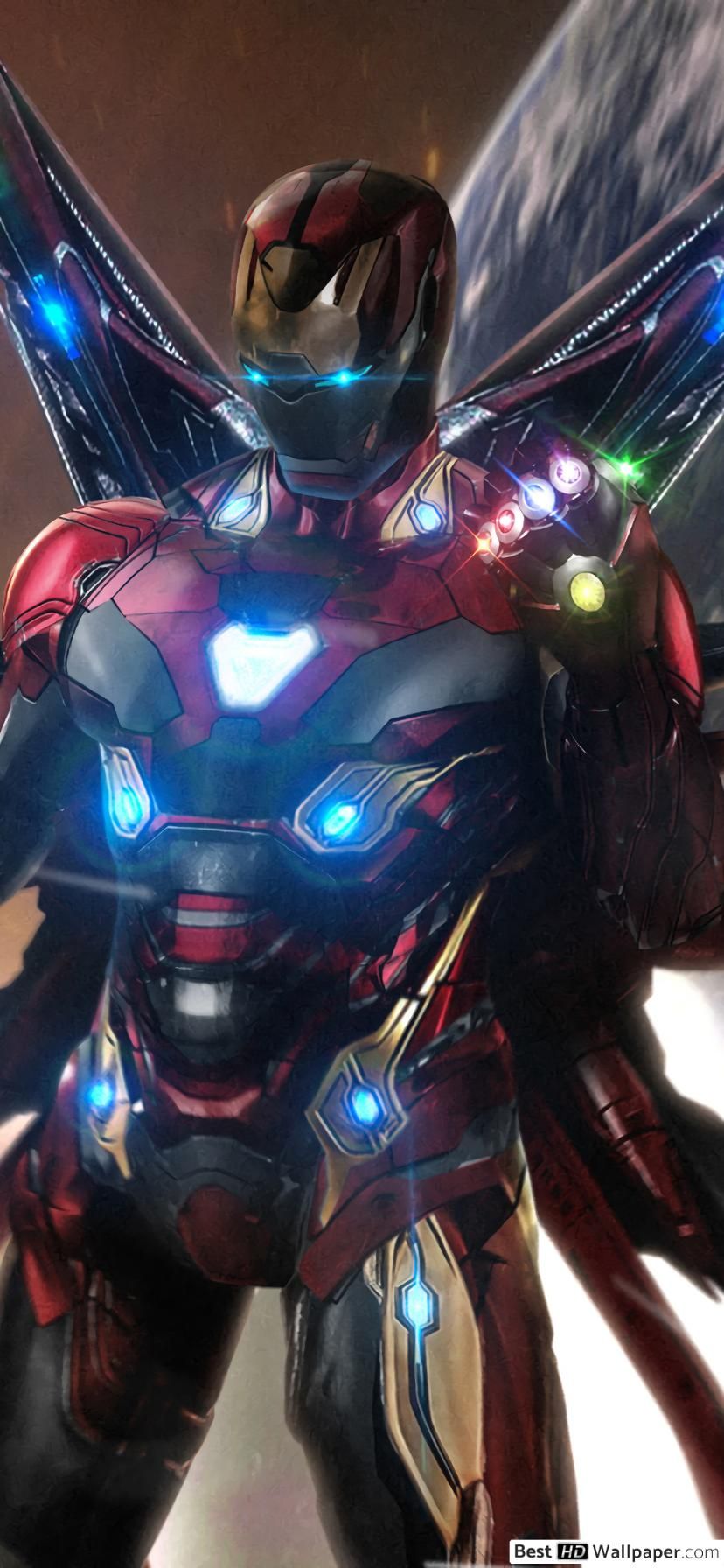 Iron Man 4k Mobile Wallpapers Wallpaper Cave