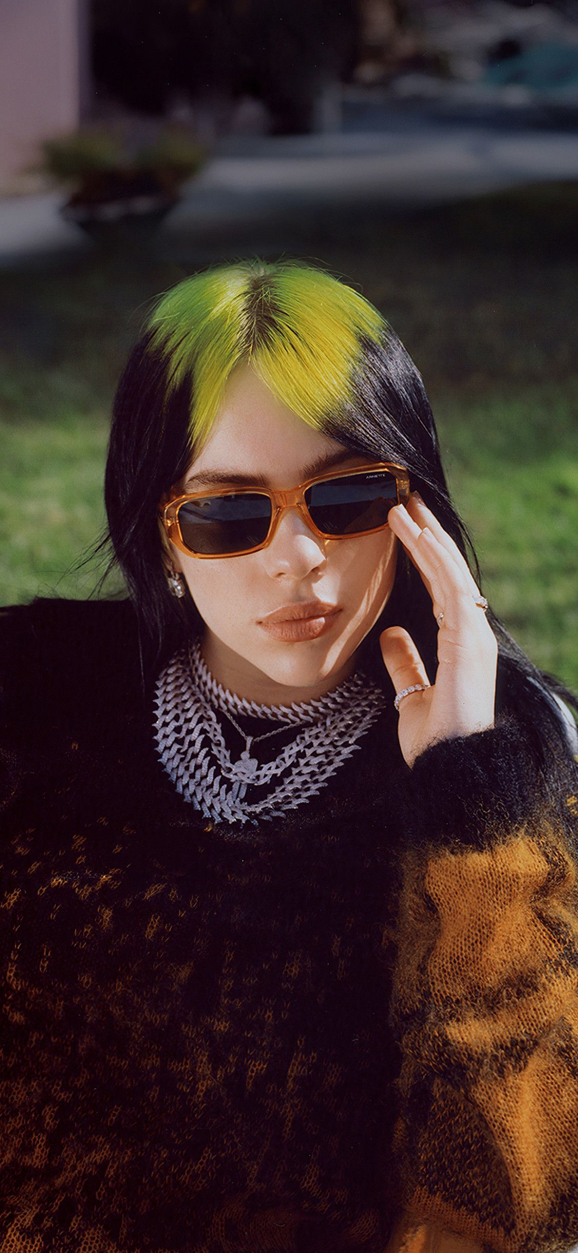 aesthetic billie eilish pictures wallpapers