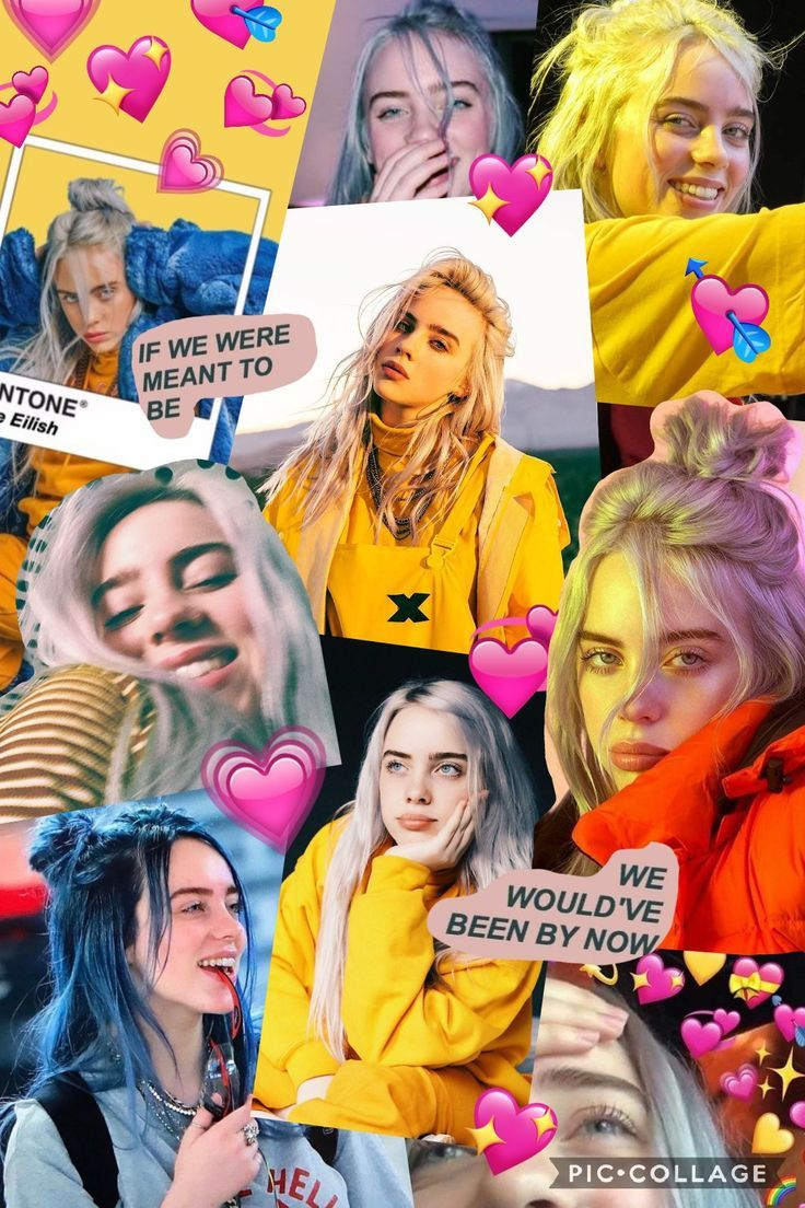 Billie Eilish HD iPhone Wallpapers - Wallpaper Cave