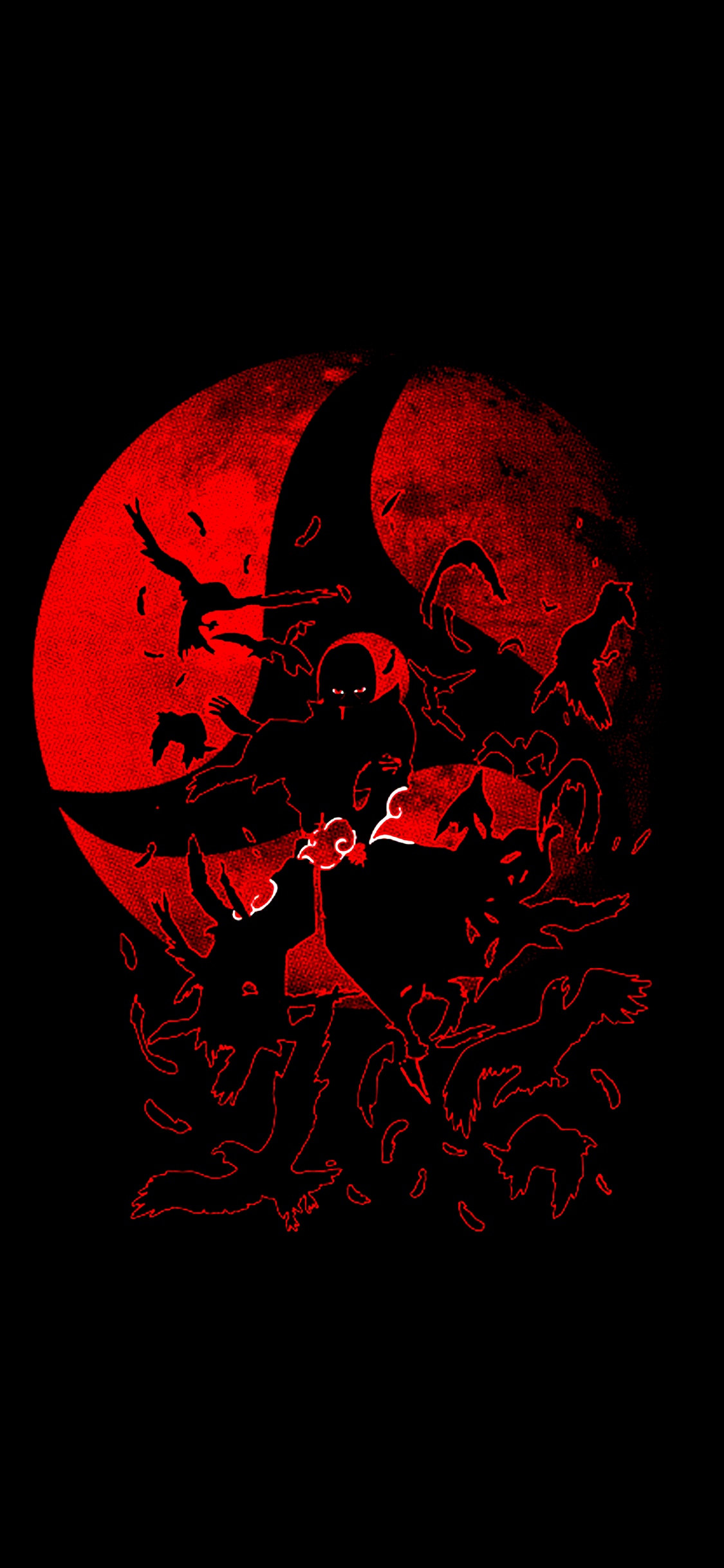 Itachi Live Wallpaper For Android