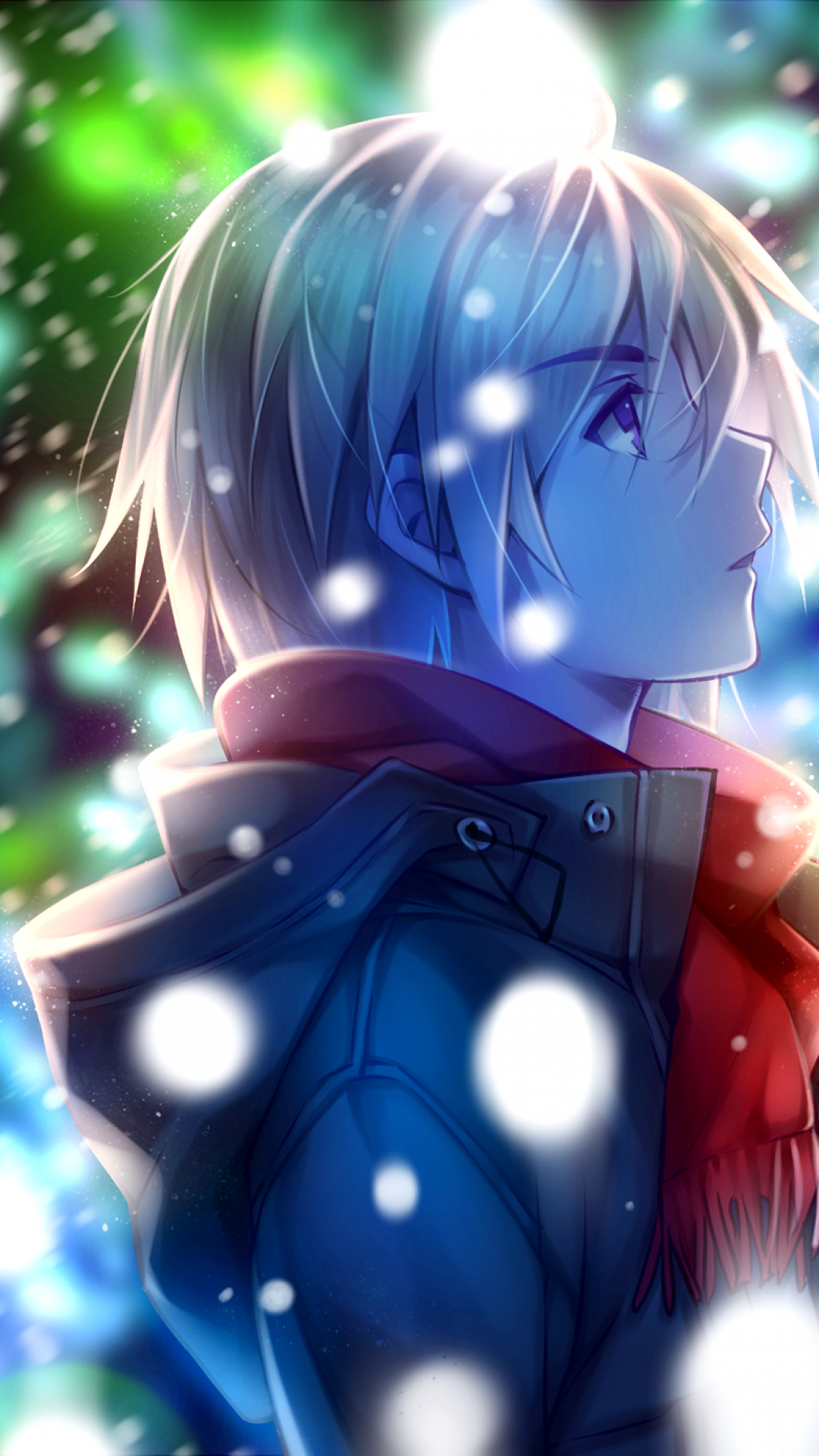 Cute Anime Boy Mobile Wallpapers - Wallpaper Cave