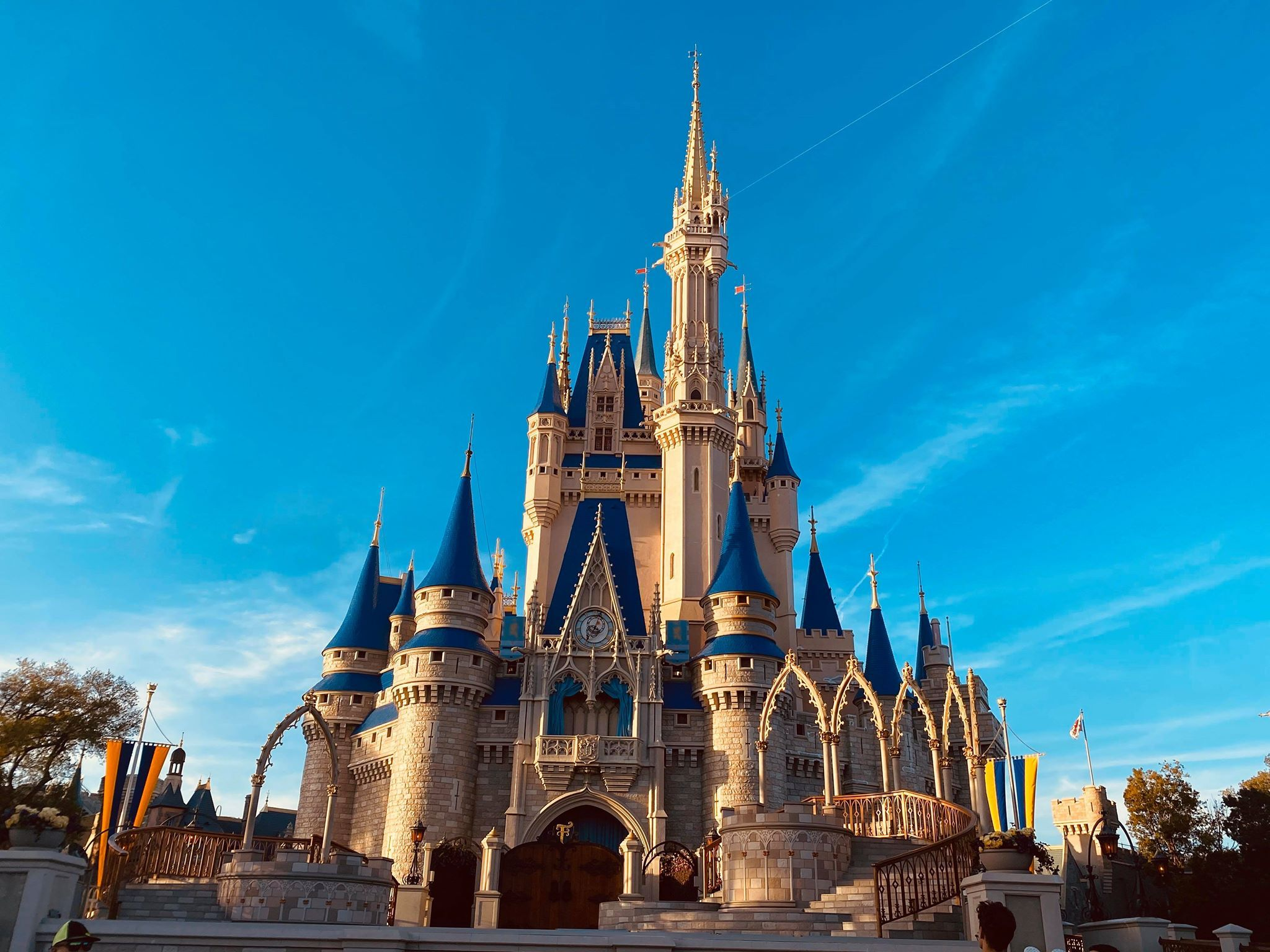 Disney World Cinderella Castle Wallpapers - Wallpaper Cave