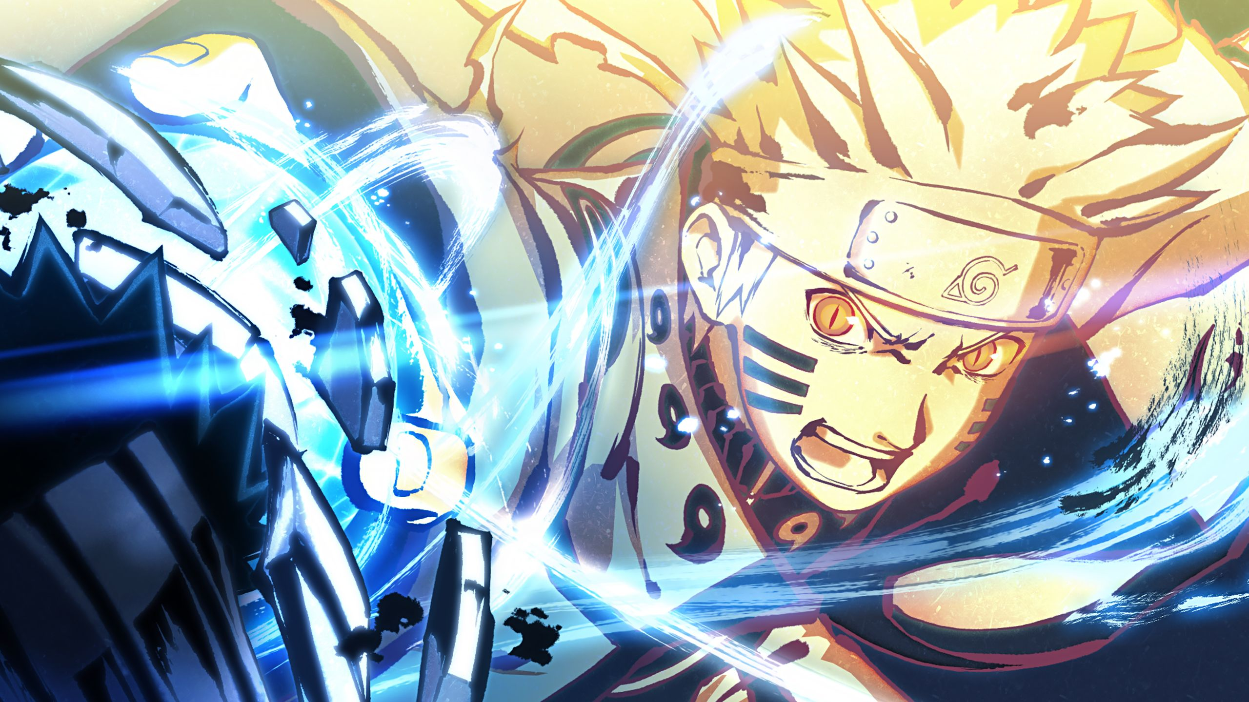 Anime 4k Naruto Ps4 Wallpapers - Wallpaper Cave