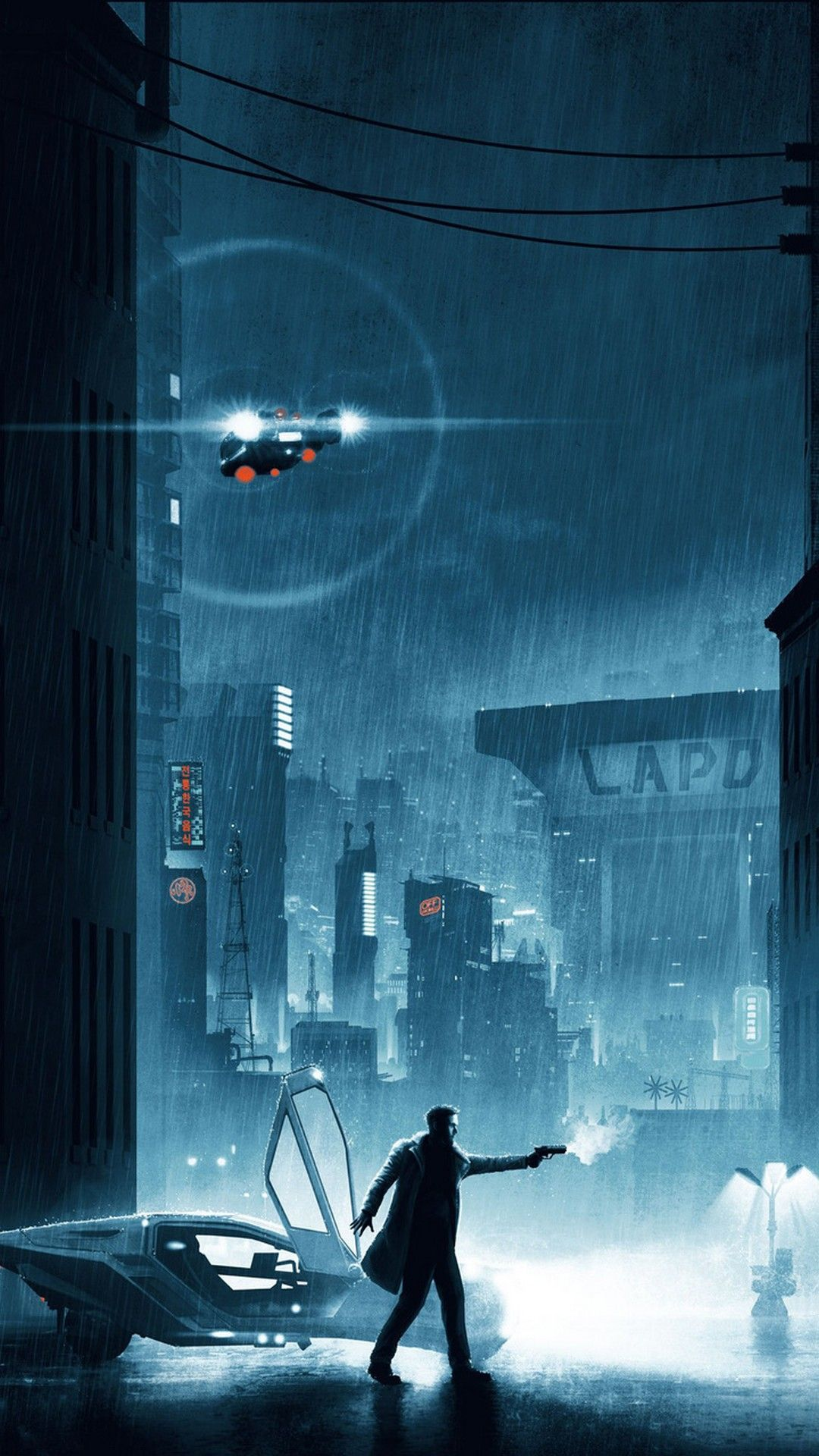 Blade Runner Android Wallpapers - Wallpaper Cave