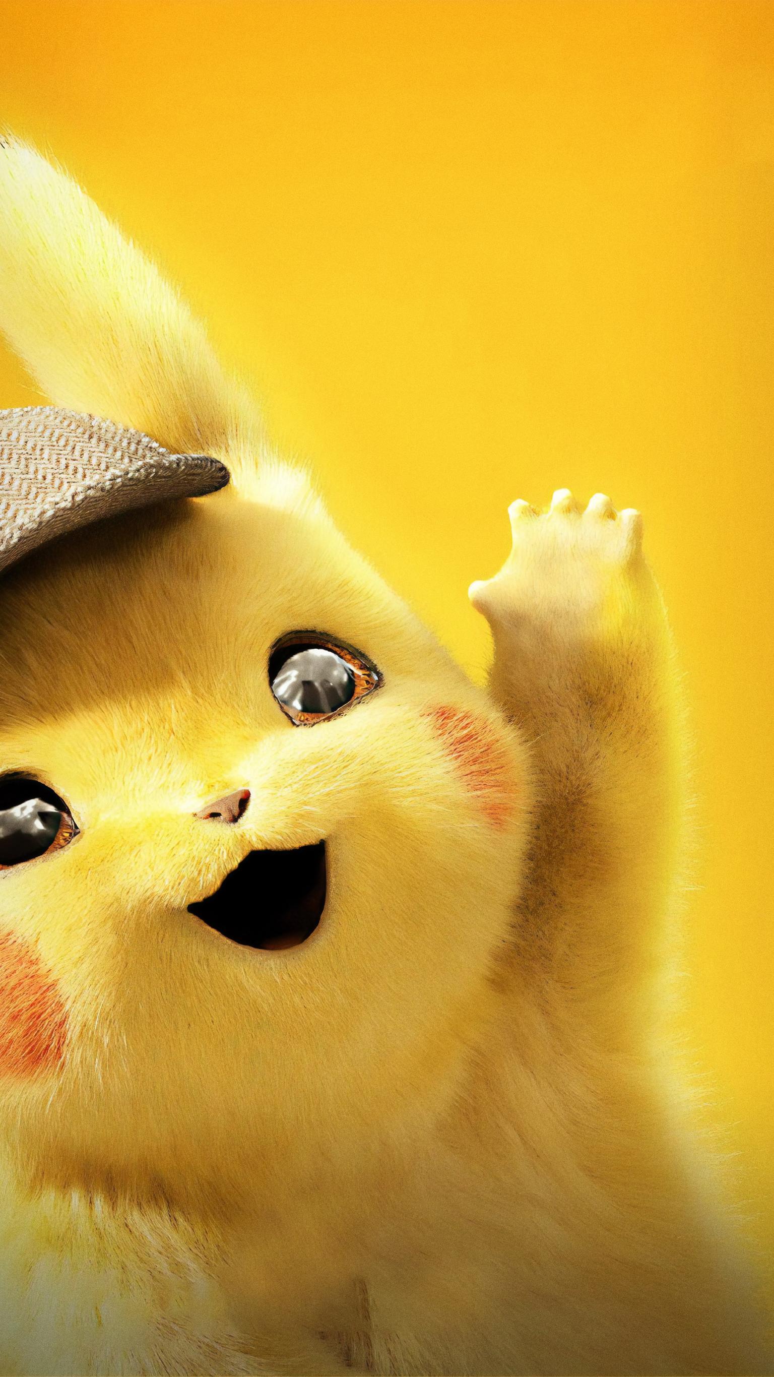 Pikachu Full Hd Iphone Wallpapers Wallpaper Cave