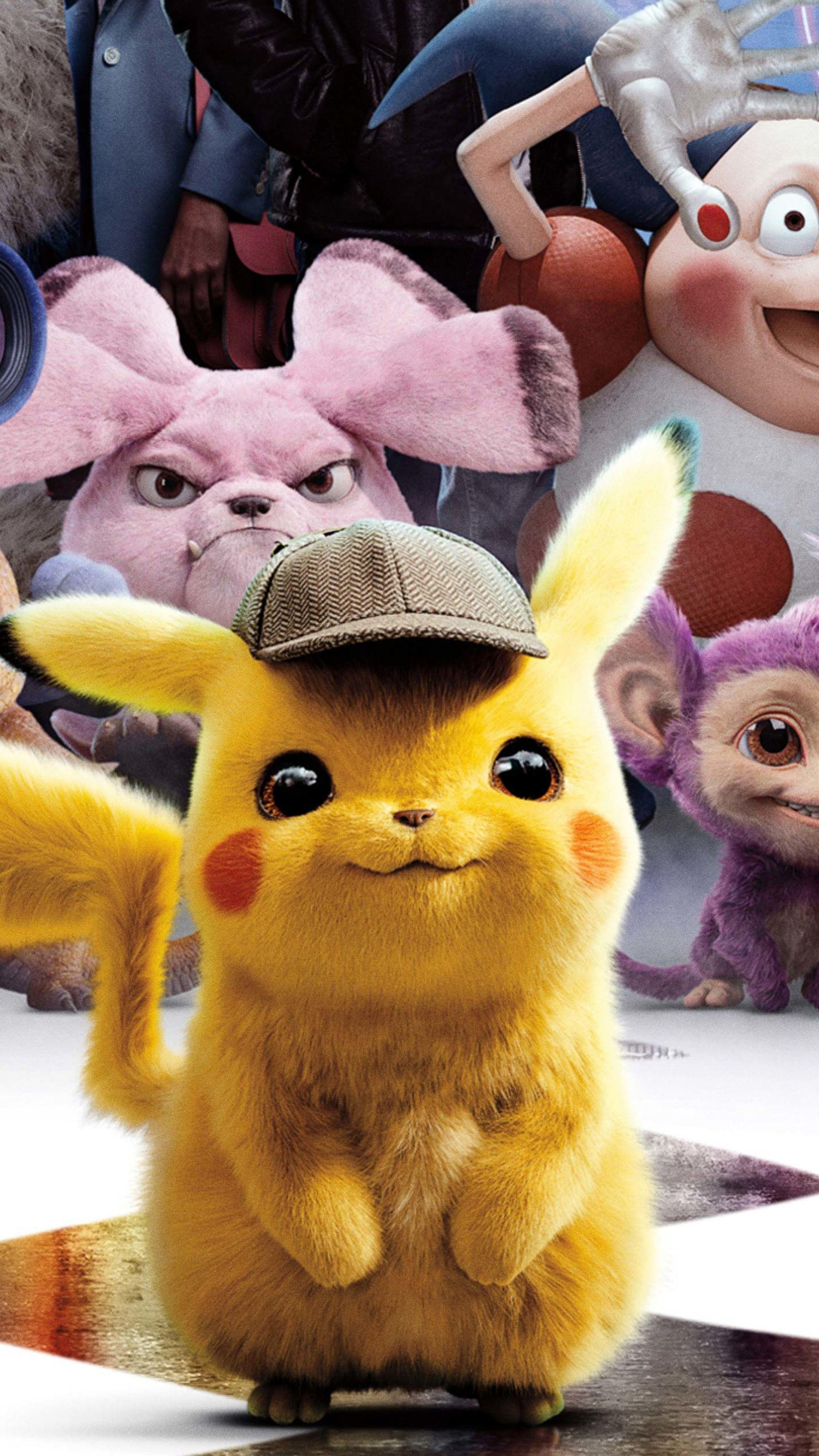 Pikachu Full HD iPhone Wallpapers - Wallpaper Cave
