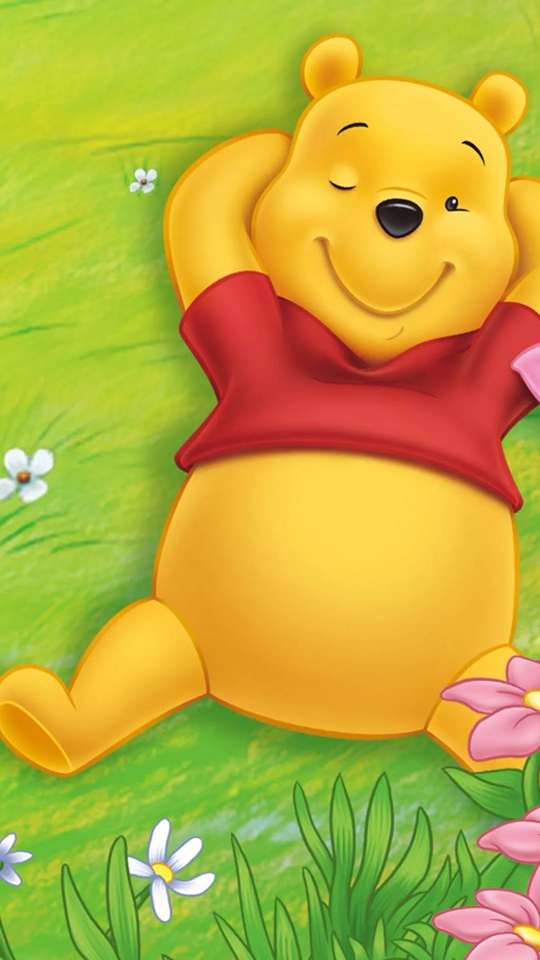 Aesthetic Winnie The Pooh Wallpapers - Wallpaper Cave