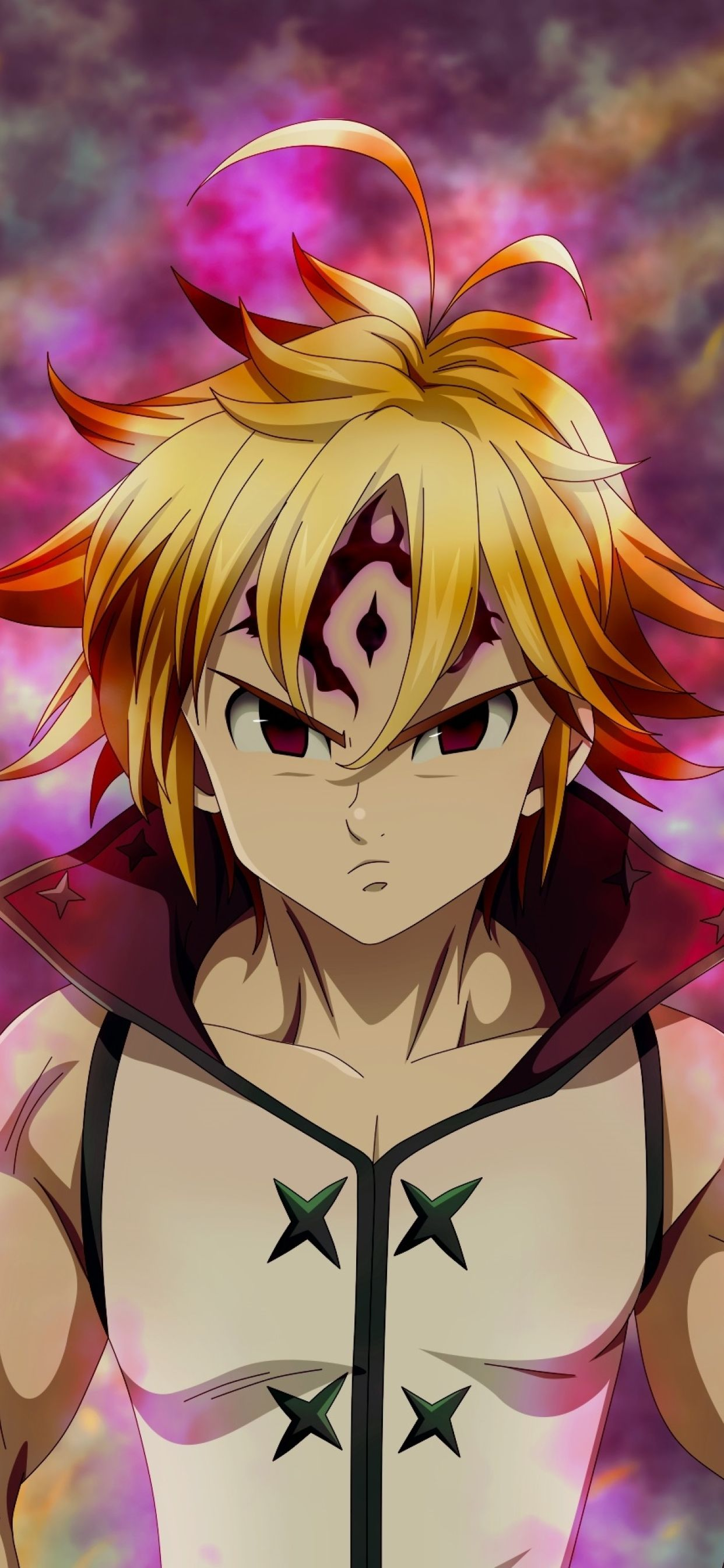 1242x2688 Meliodas Seven Deadly Sins Warrior Iphone XS MAX