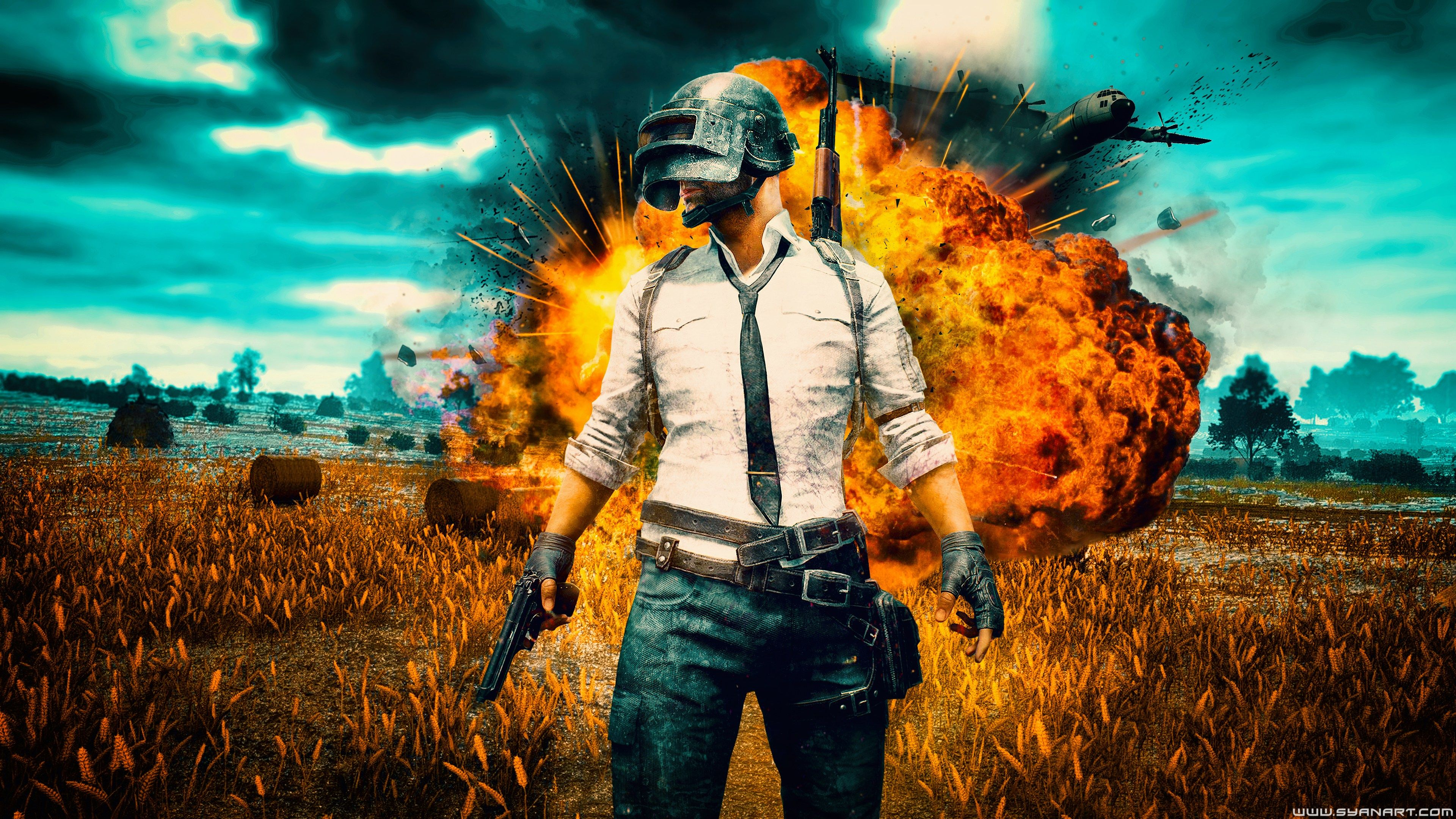 PUBG Mobile Desktop HD Wallpapers - Wallpaper Cave