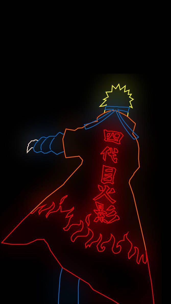 foto de Naruto Neon Wallpapers - Wallpaper Cave