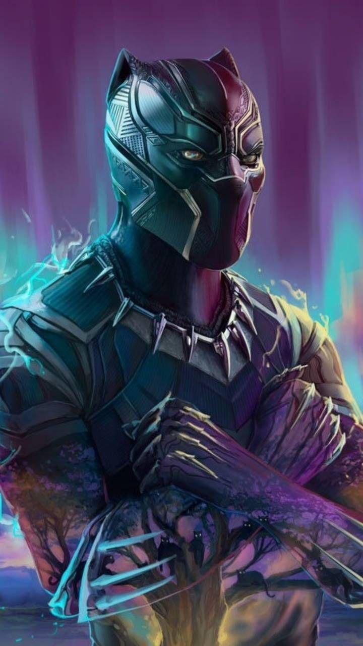 Black Panther Endgame Wallpapers Wallpaper Cave
