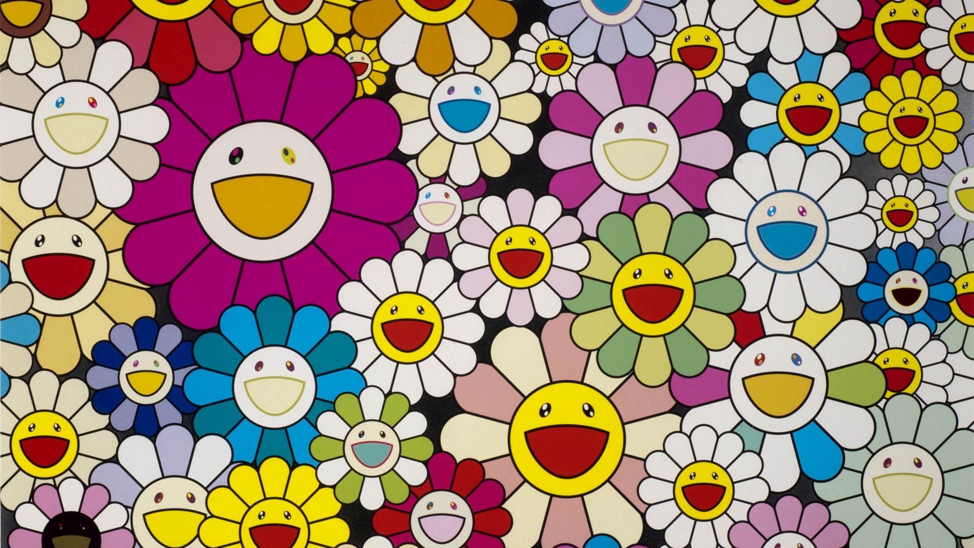 Takashi Murakami Desktop Wallpapers - Wallpaper Cave