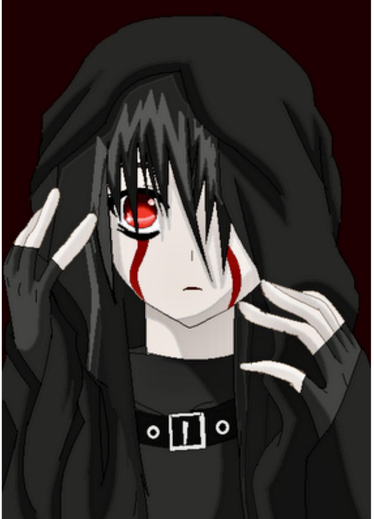 Sad Boy Emo Anime Wallpapers - Wallpaper Cave