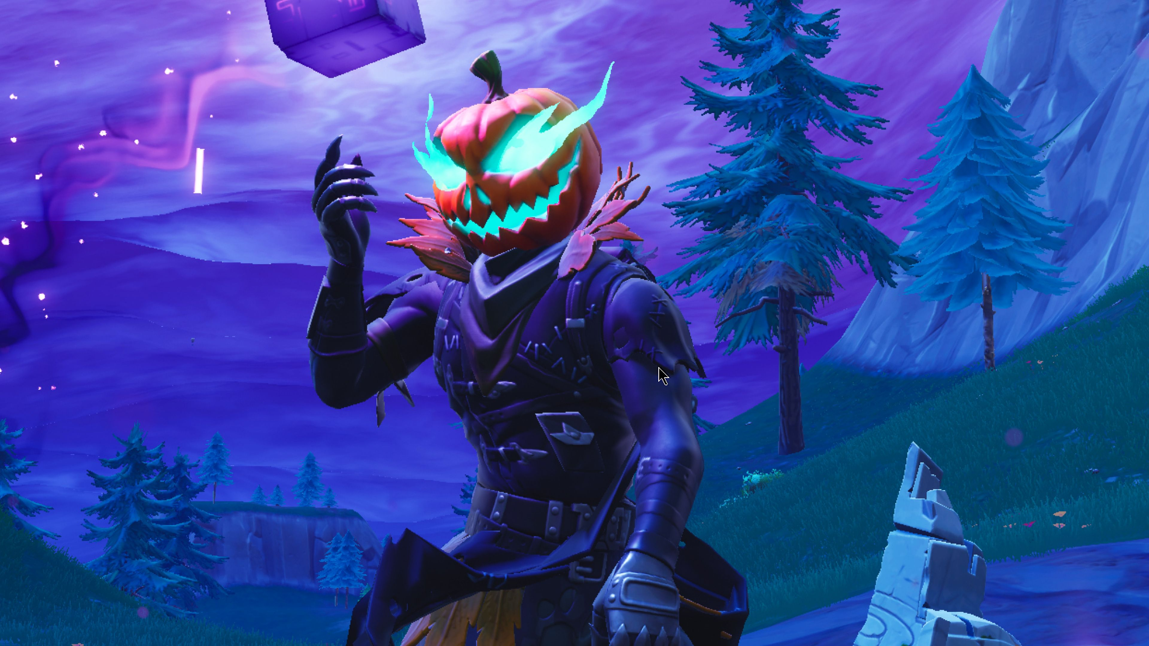 Hollowhead Fortnite Battle Royale 4k, HD Games, 4k Wallpapers