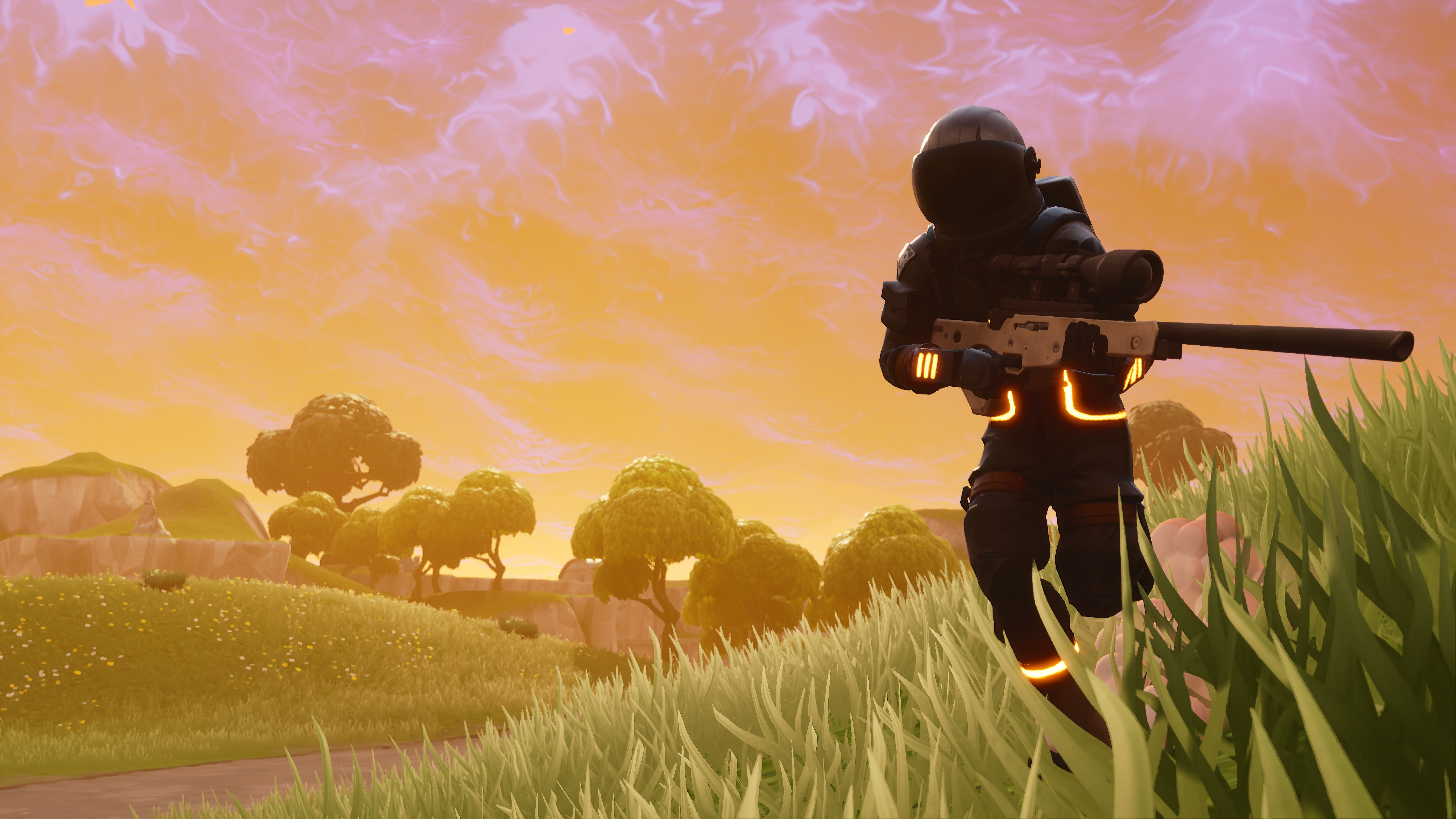Free download Dark Voyager Wallpapers HD 4K 8K Fortnite Battle