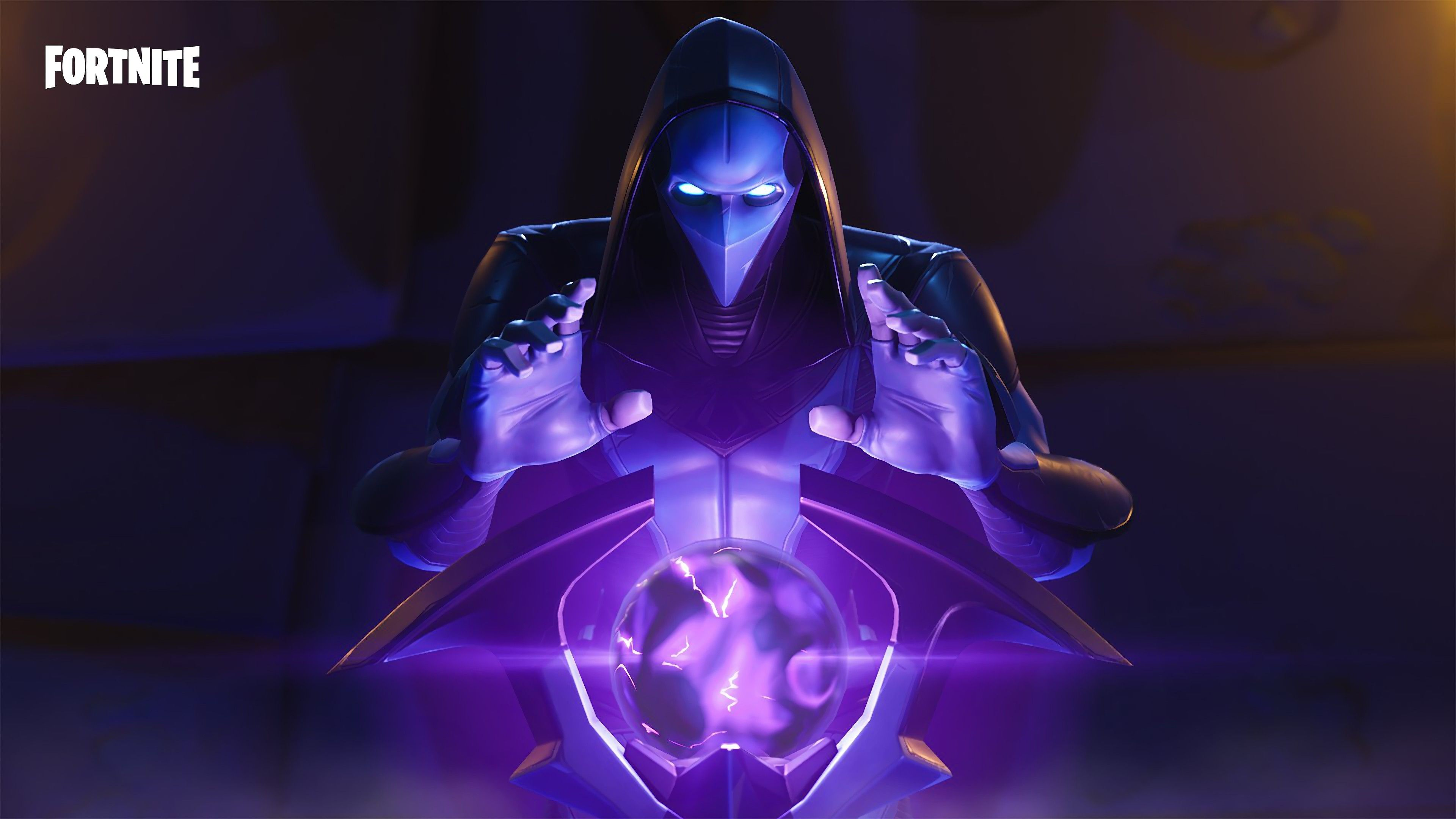 Omen Fortnite Battle Royale Wallpapers 4k Ultra HD ID:3103