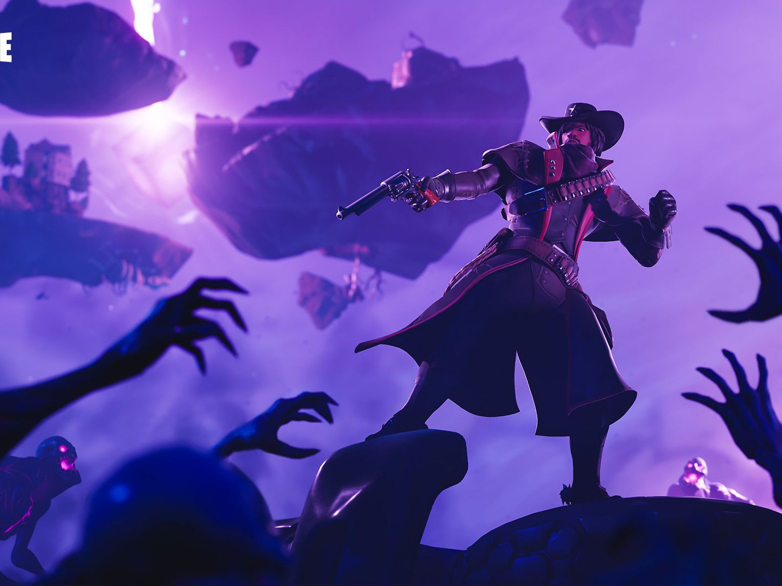 1600x1200 Deadfire Fortnite Battle Royale 1600x1200 Resolution HD