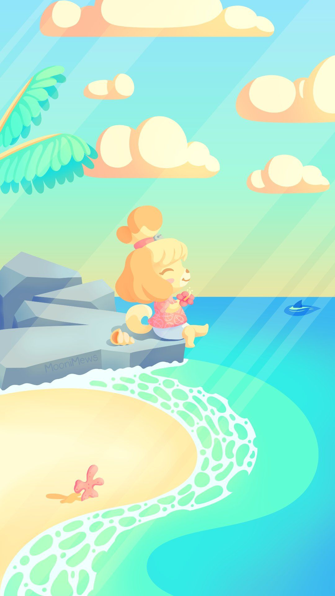 Isabelle Animal Crossing Wallpapers - Wallpaper Cave