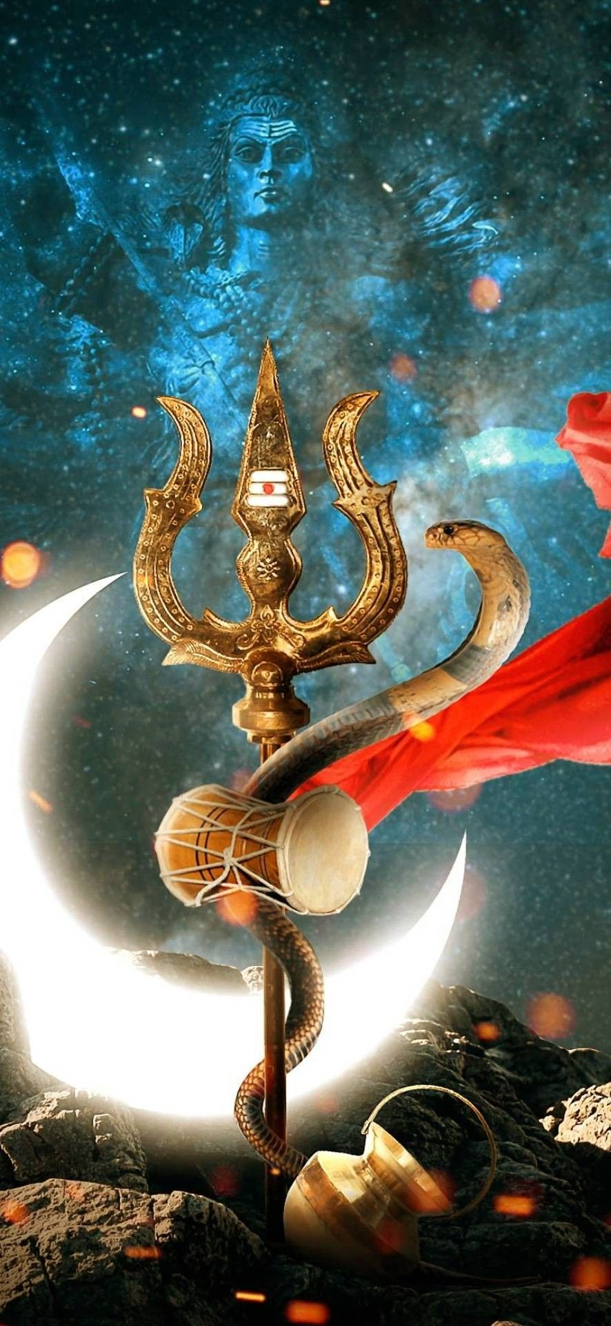 Lord Shiva Amoled 4k Wallpapers - Wallpaper Cave
