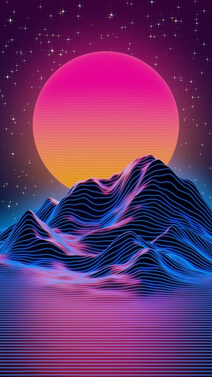 Vaporwave Mobile Wallpapers Wallpaper Cave
