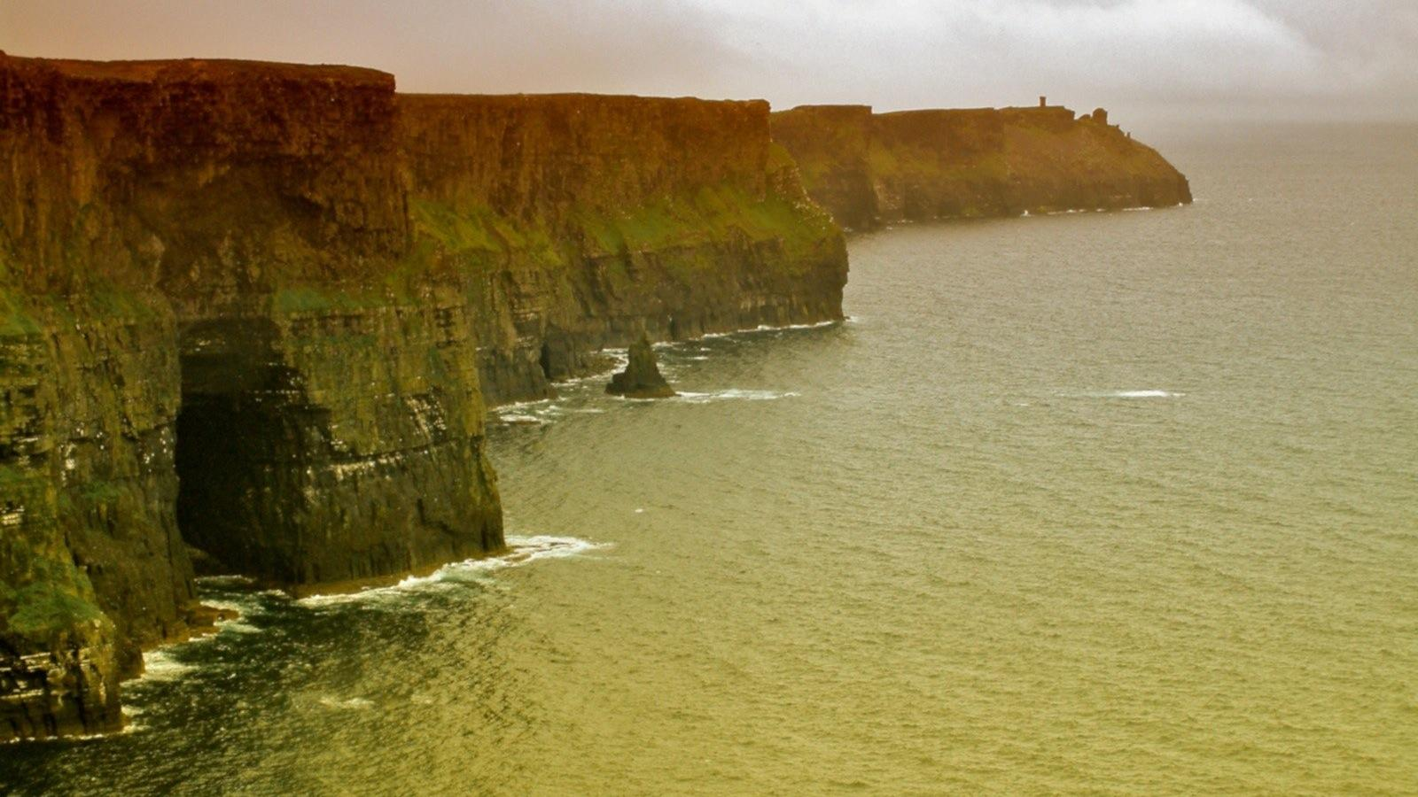 Cliffs of Moher | Jester's Wallpapers