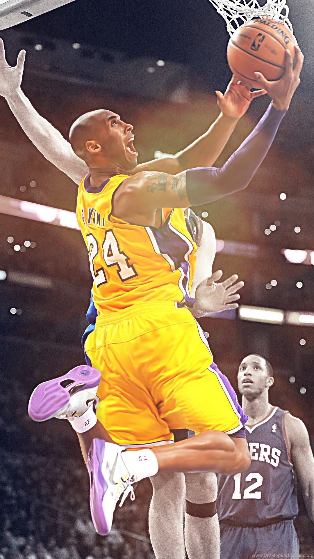 Kobe Bryant Best iPhone Wallpapers - Wallpaper Cave