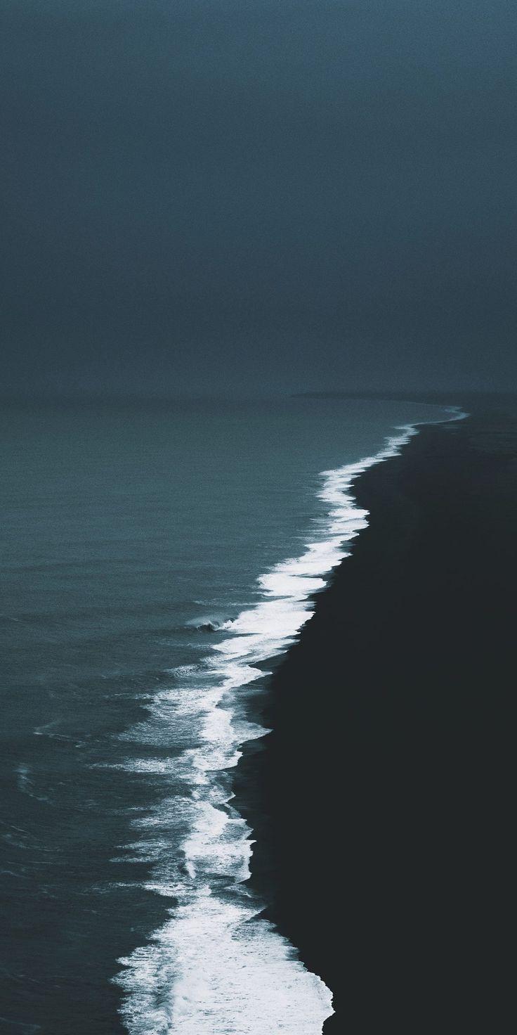 aesthetic black landscape wallpapers