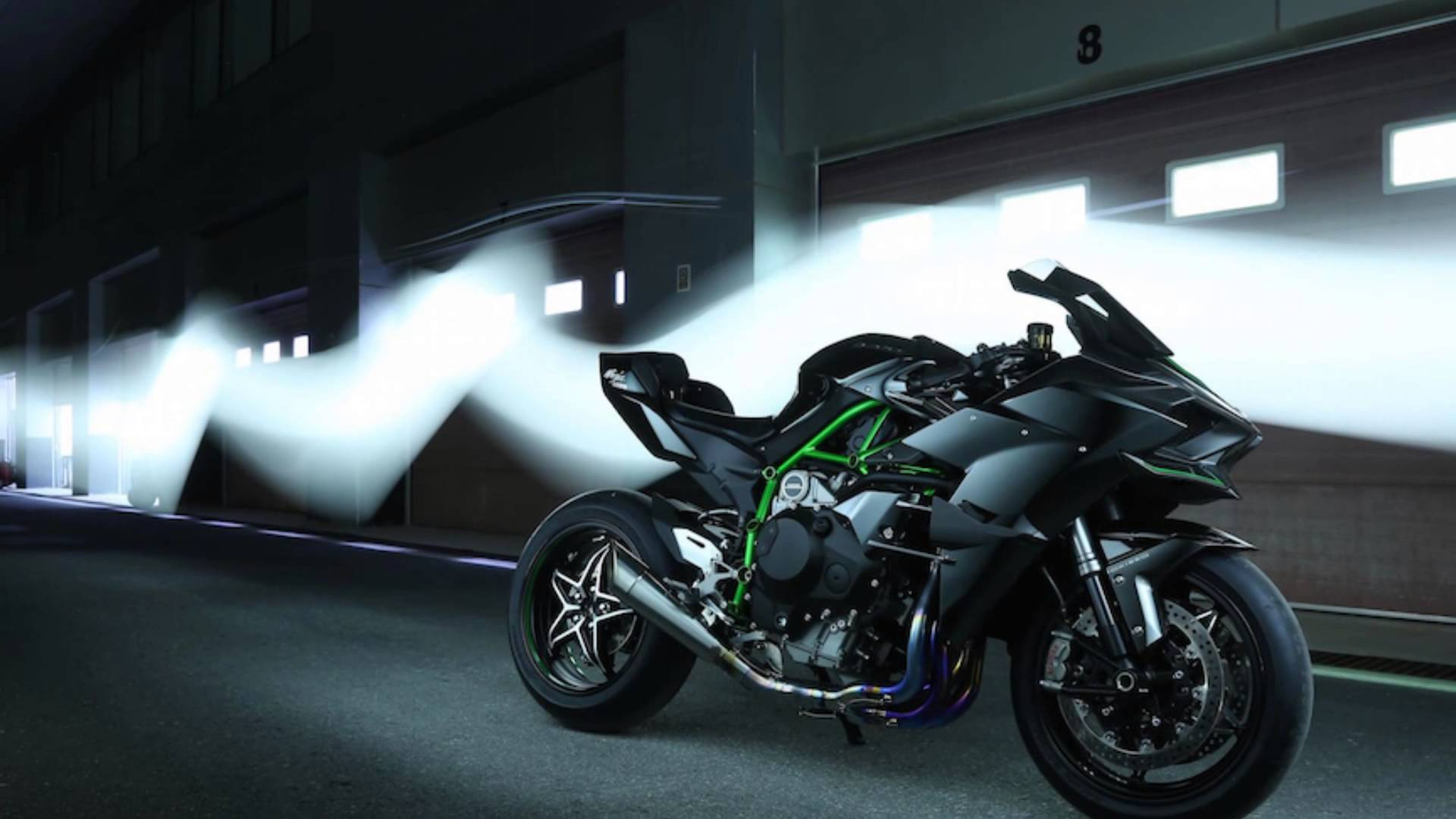 Kawasaki Ninja H2r 4k Wallpapers Wallpaper Cave