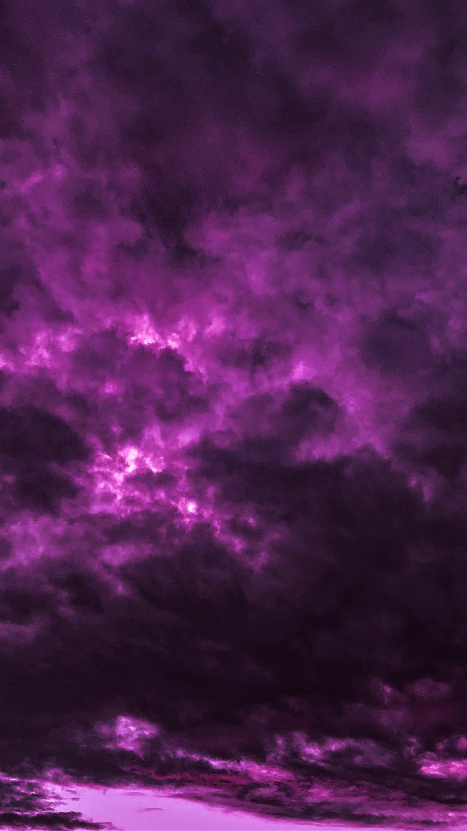 Pink Purple Clouds Iphone Hd Wallpapers Wallpaper Cave