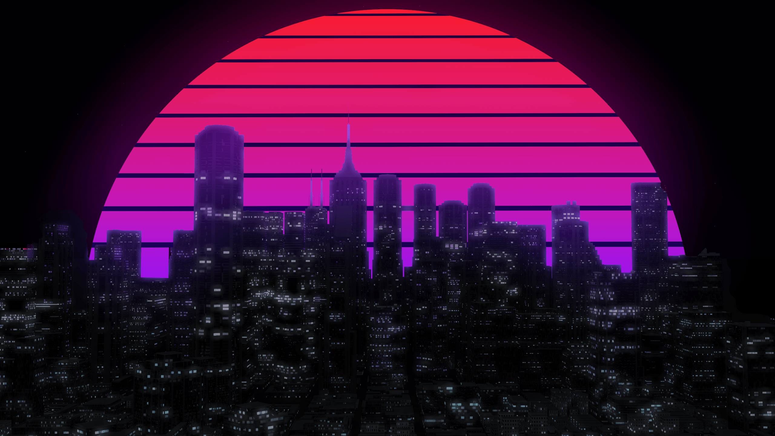 Aesthetics City Wallpapers Wallpaper Cave