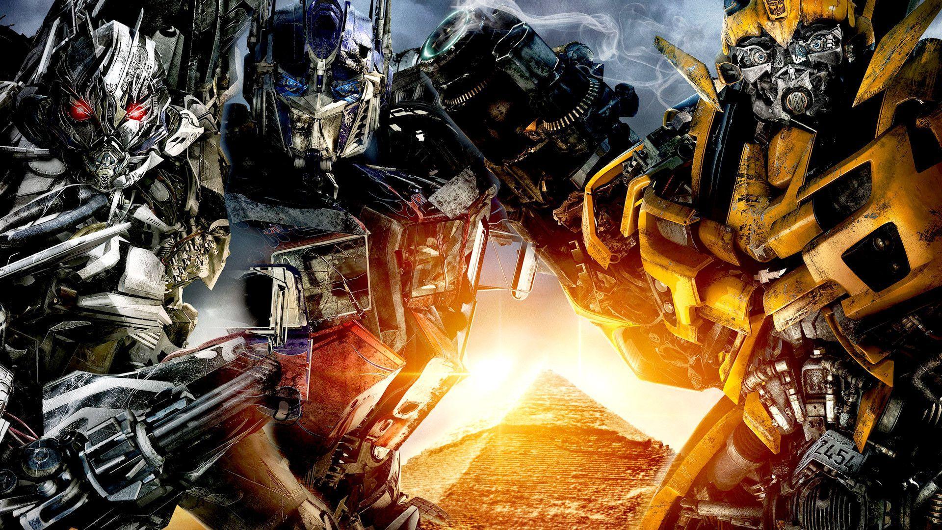 Bumblebee And Optimus Wallpaper 3d Image Num 29