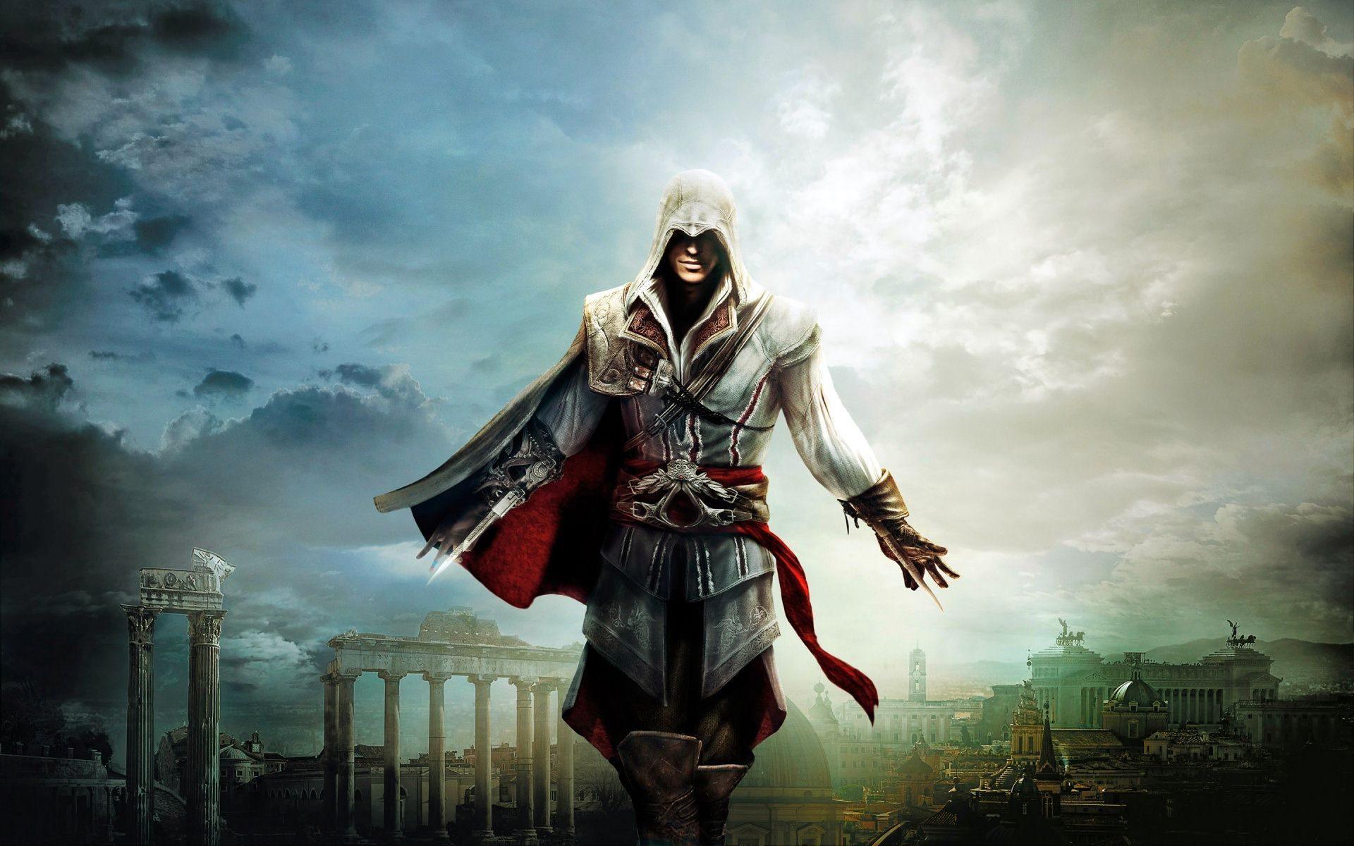 Assassin S Creed Ezio Trilogy Wallpapers Wallpaper Cave