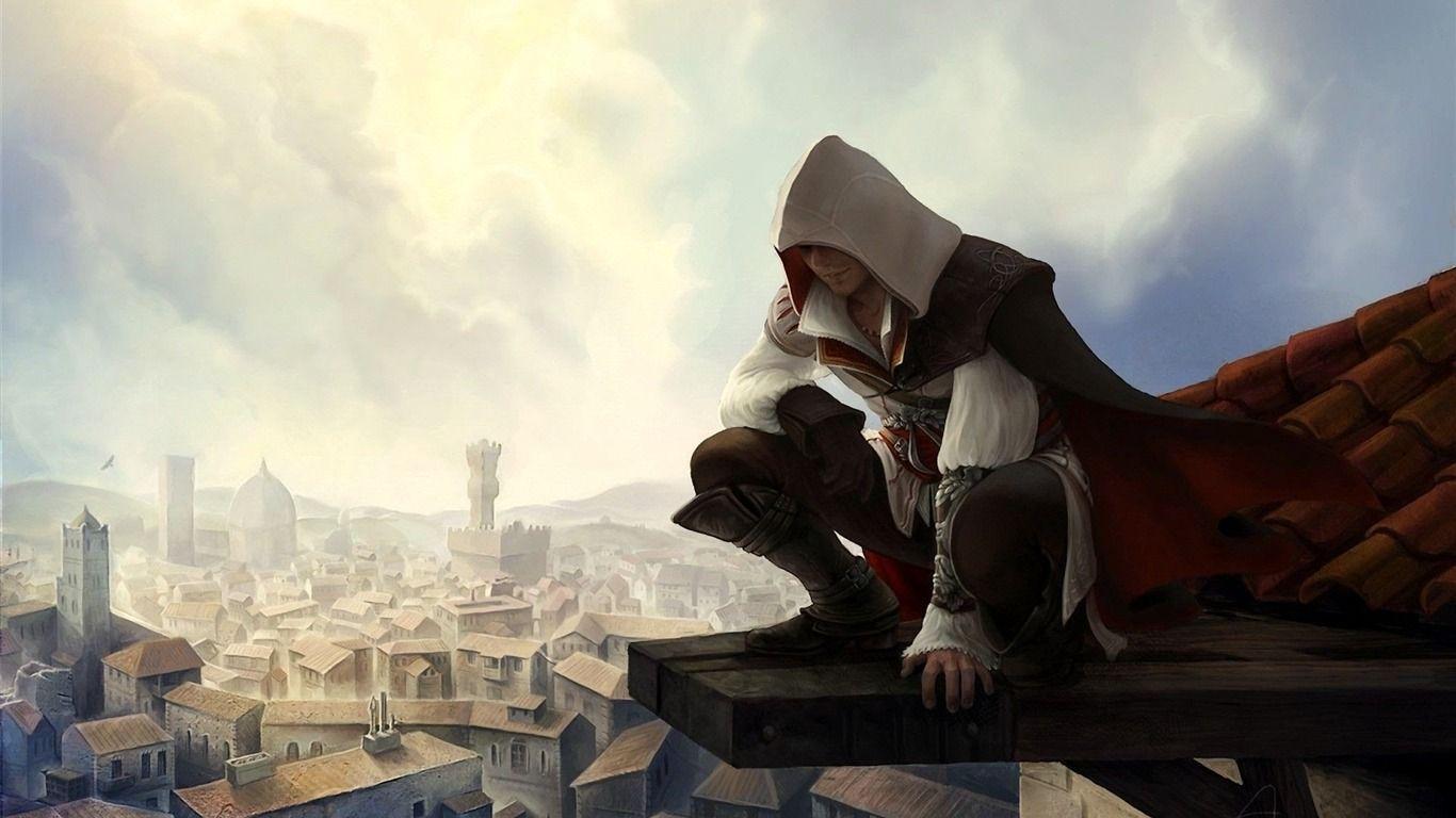 Assassin's Creed: Ezio Trilogy Wallpapers - Wallpaper Cave