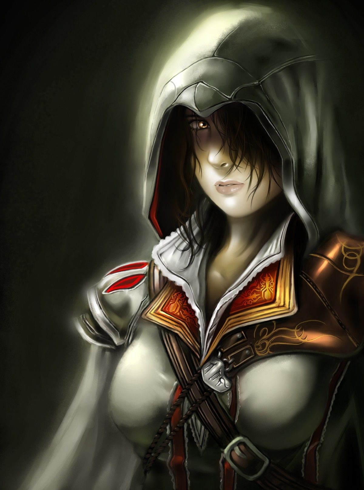 Assasins Women Wallpapers Wallpaper Cave