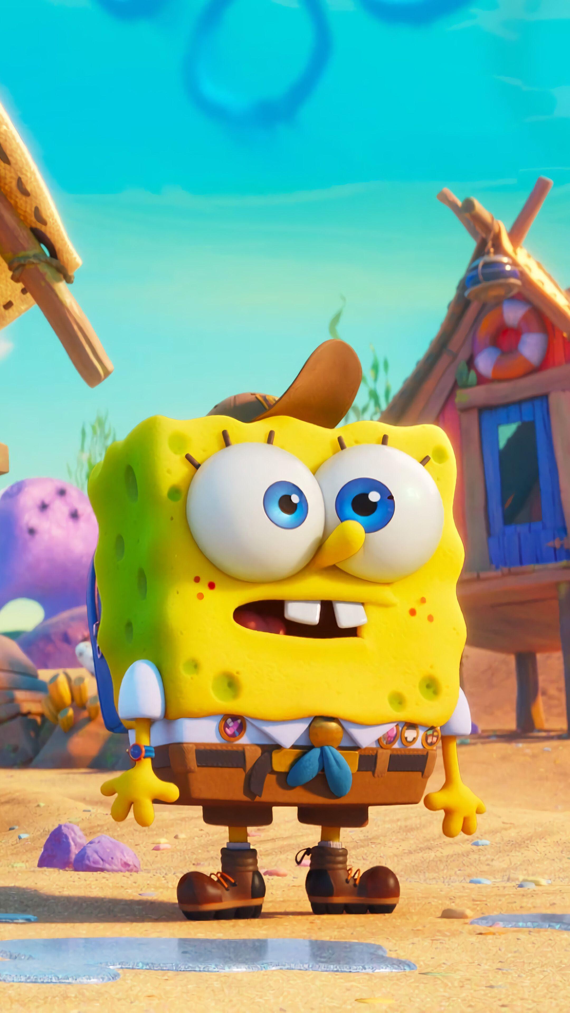 The SpongeBob Movie: Sponge On The Run Wallpapers ...