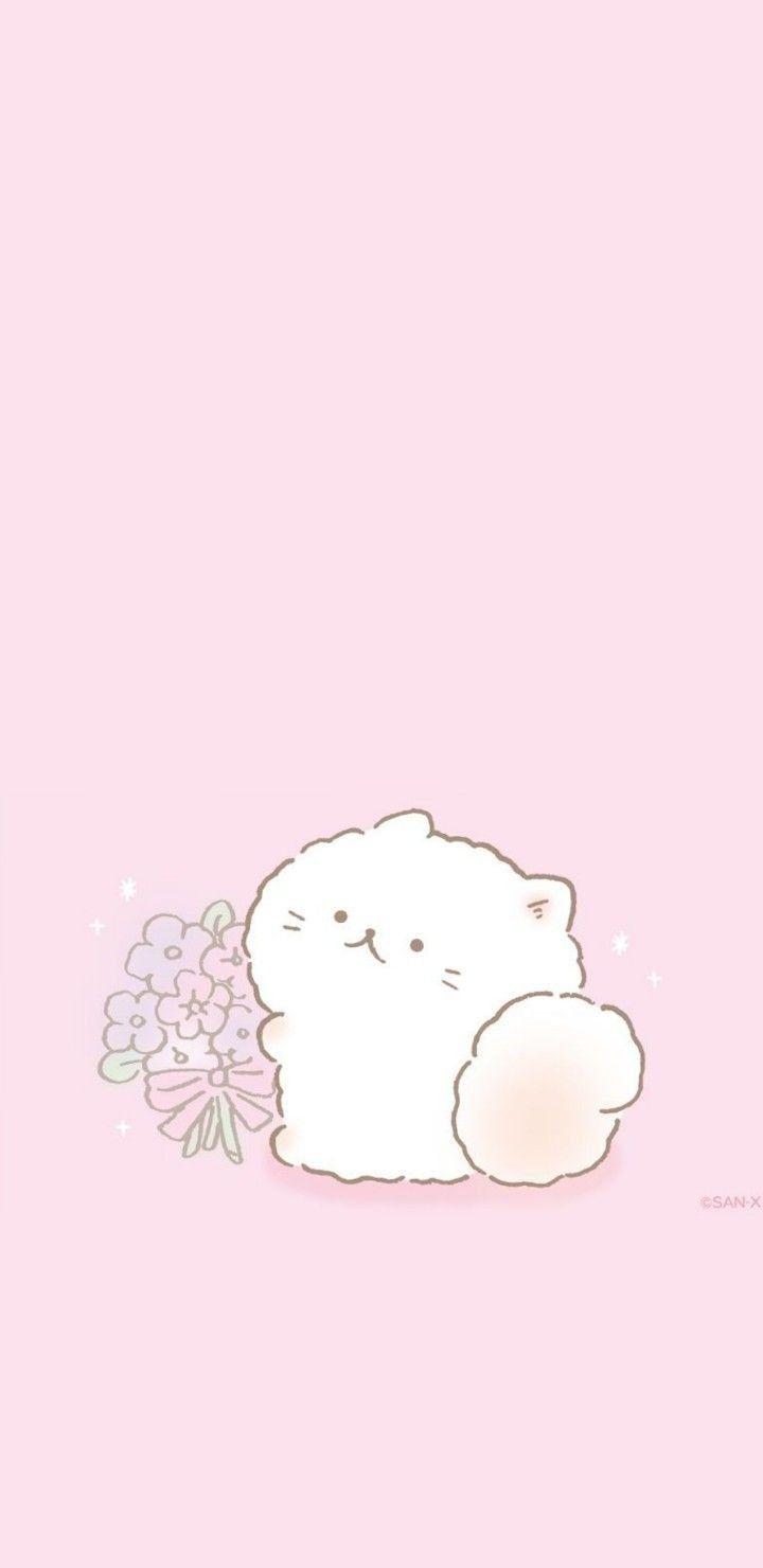 Cute Pastel Cats Wallpapers Wallpaper Cave