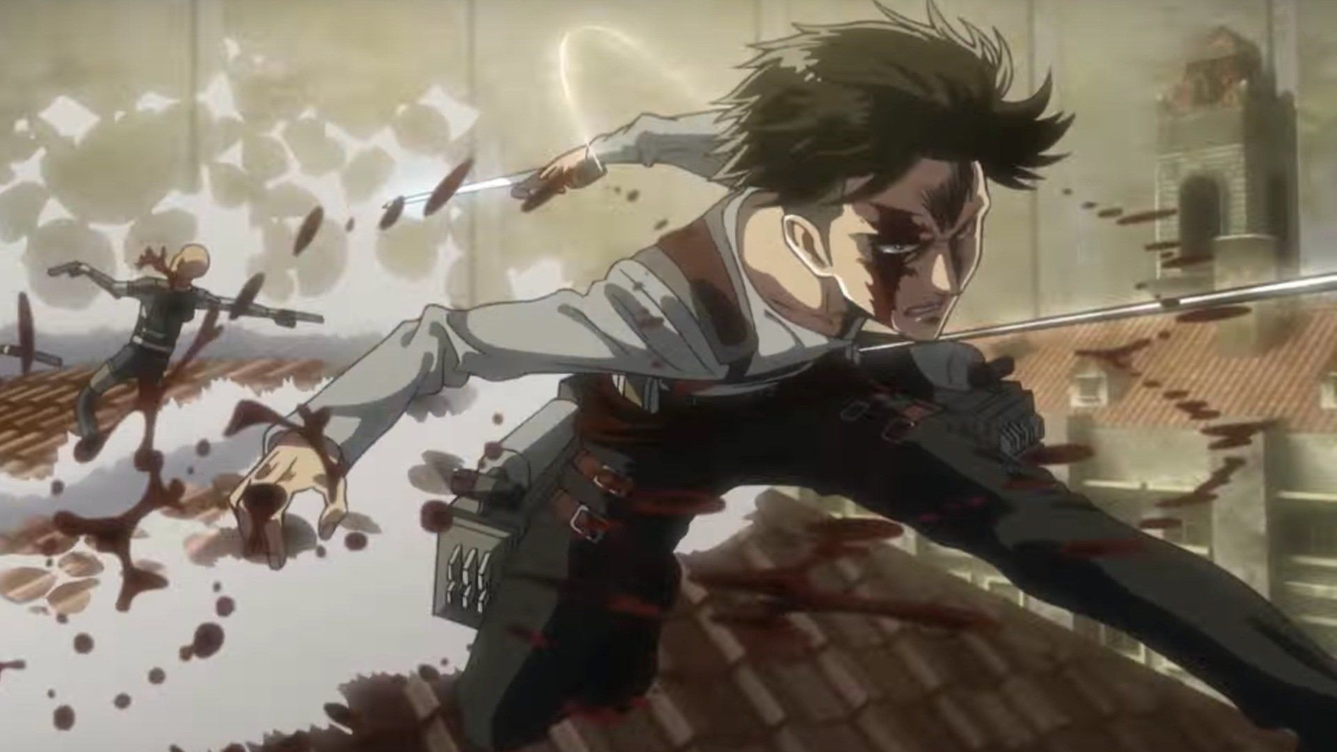 attack on titan aesthetic wallpapers
