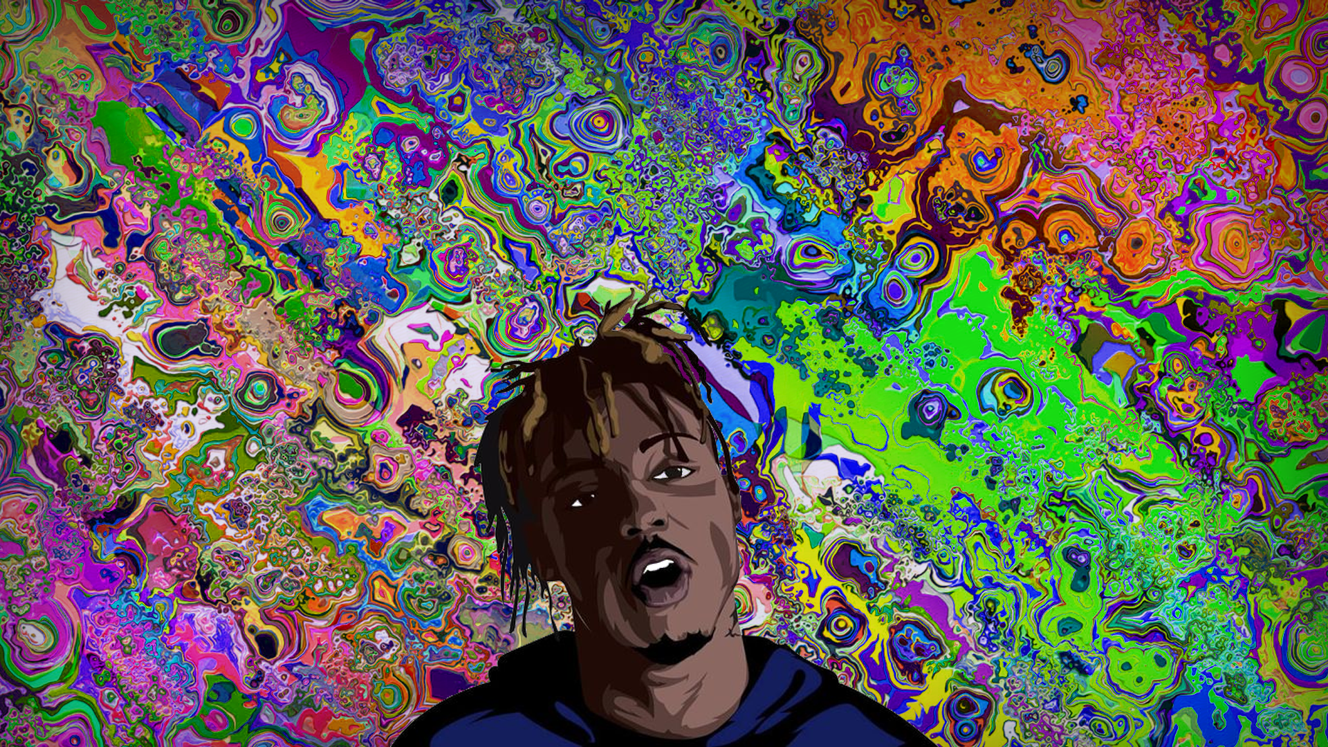 Juice Wrld Righteous Wallpapers - Wallpaper Cave