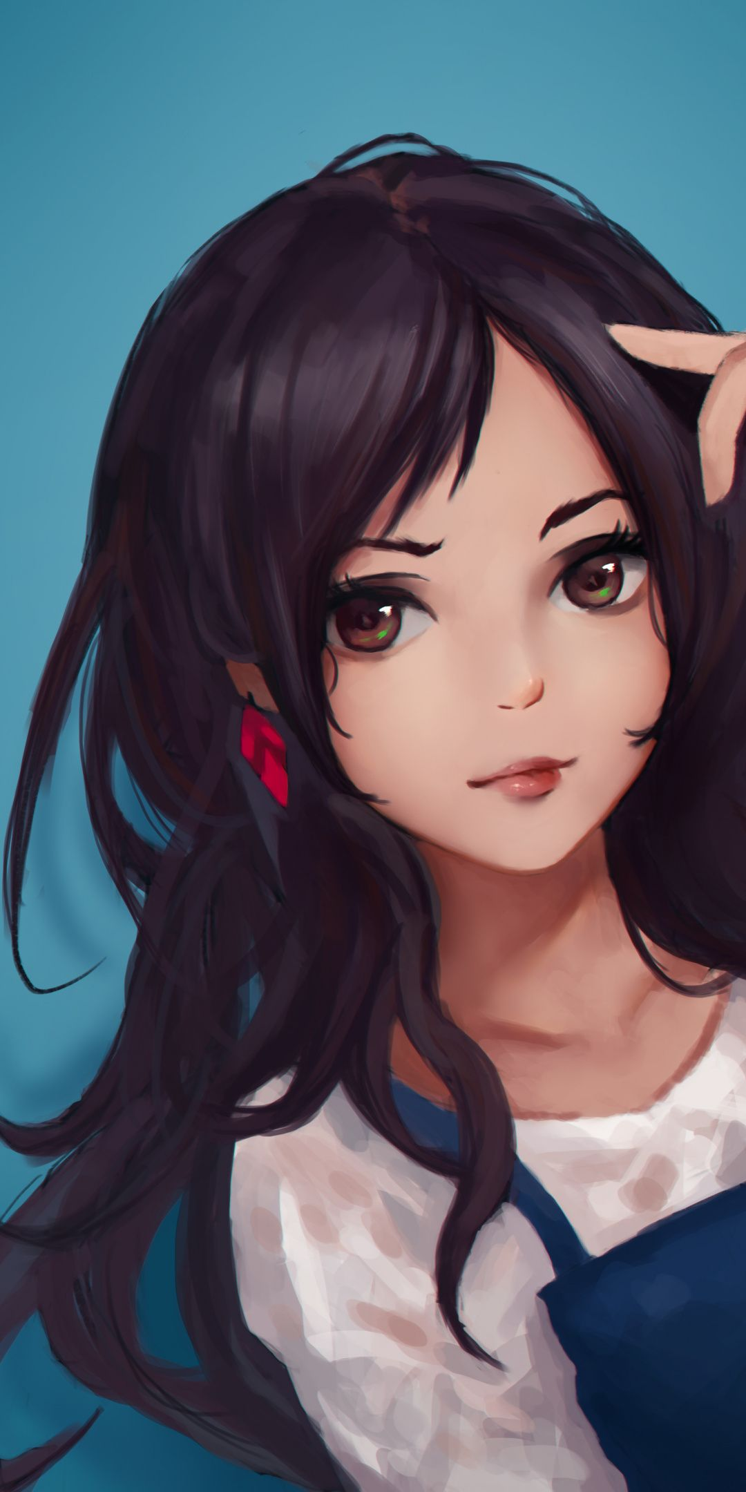 Beautiful Cute Anime Girls Wallpapers - Wallpaper Cave