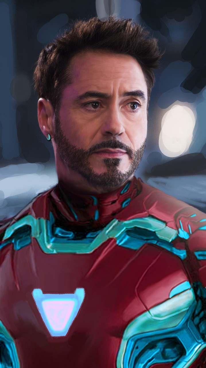 Tony Stark 4k iPhone Wallpapers - Wallpaper Cave
