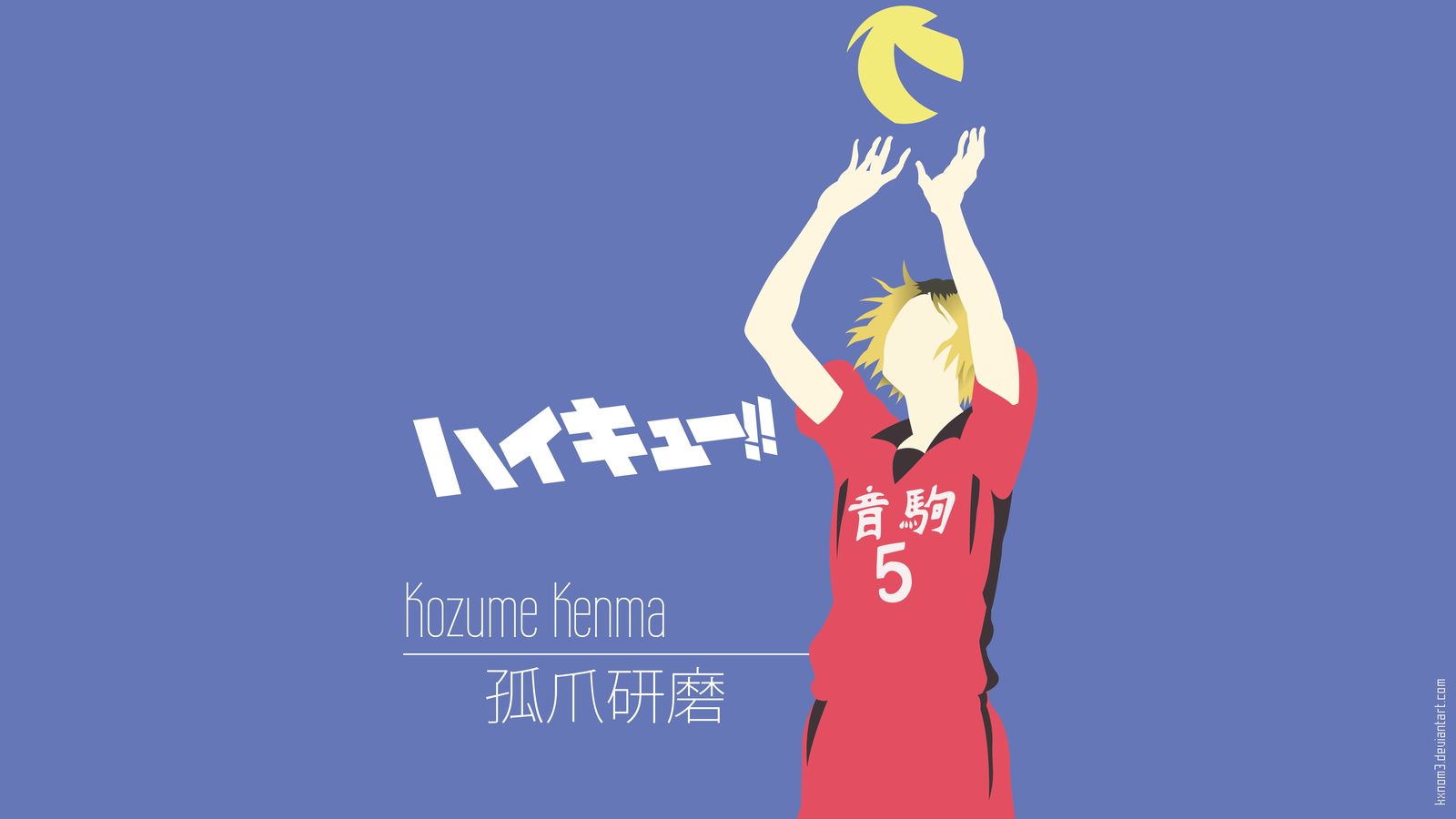 Kenma Aesthetic Computer Wallpapers Wallpaper Cave