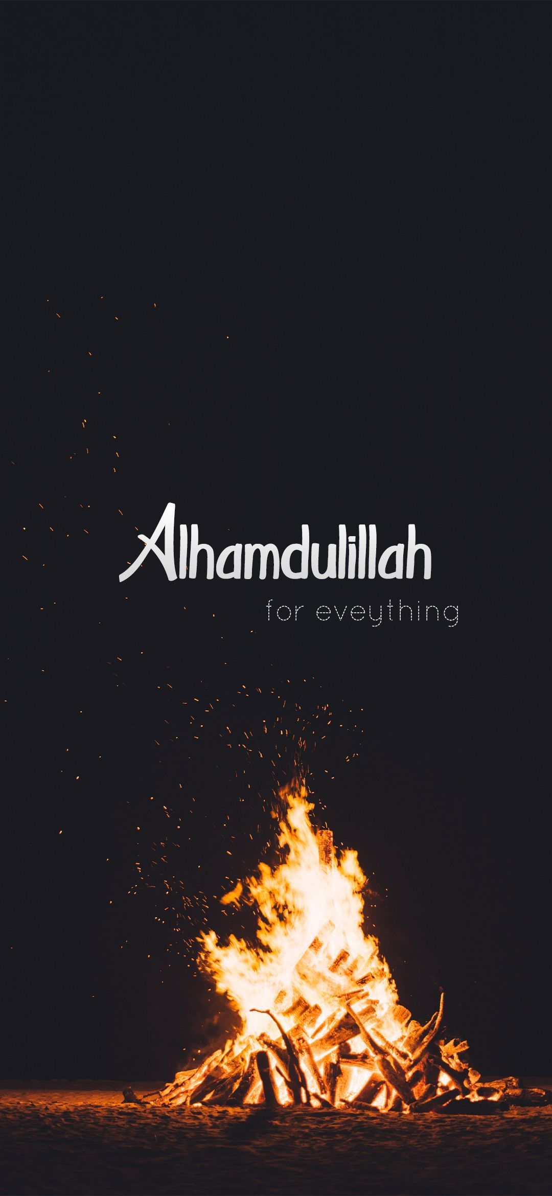 Alhumdulilah for Everything HD Wallpapers
