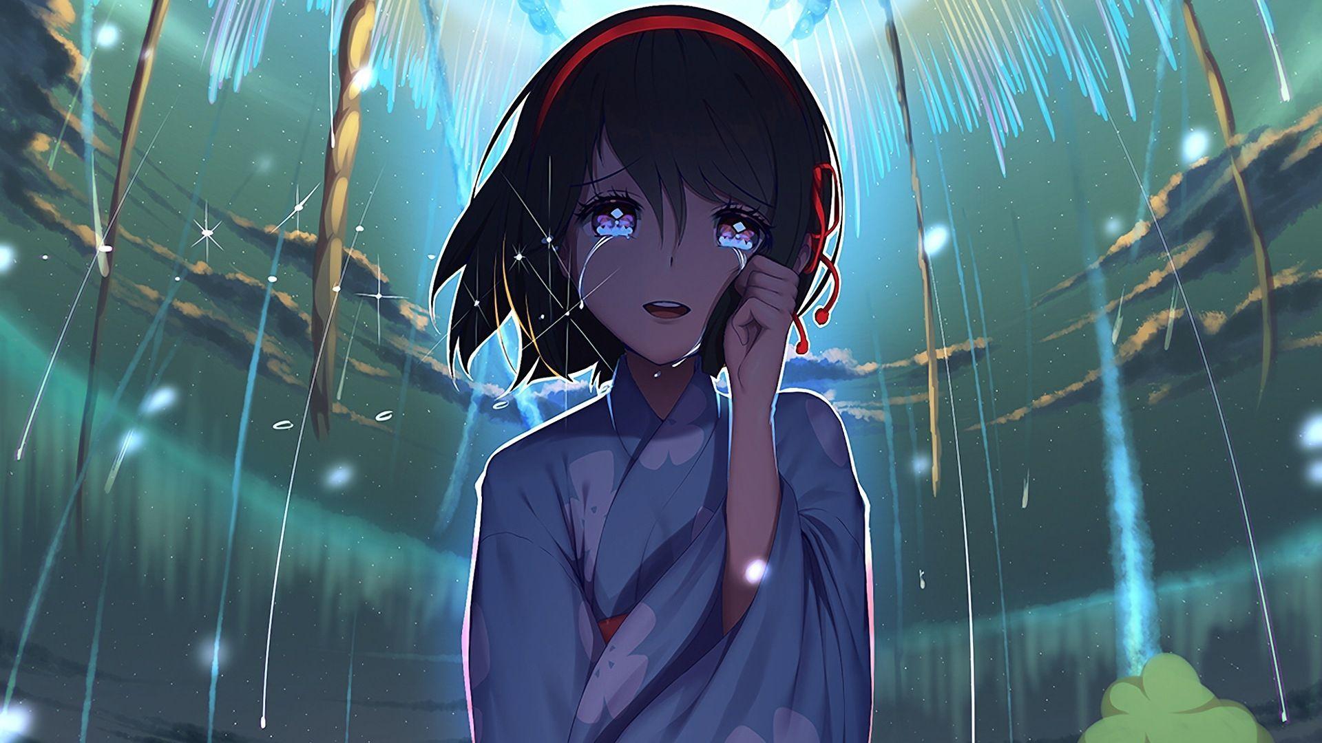 Sad Girls Anime Wallpapers - Wallpaper Cave