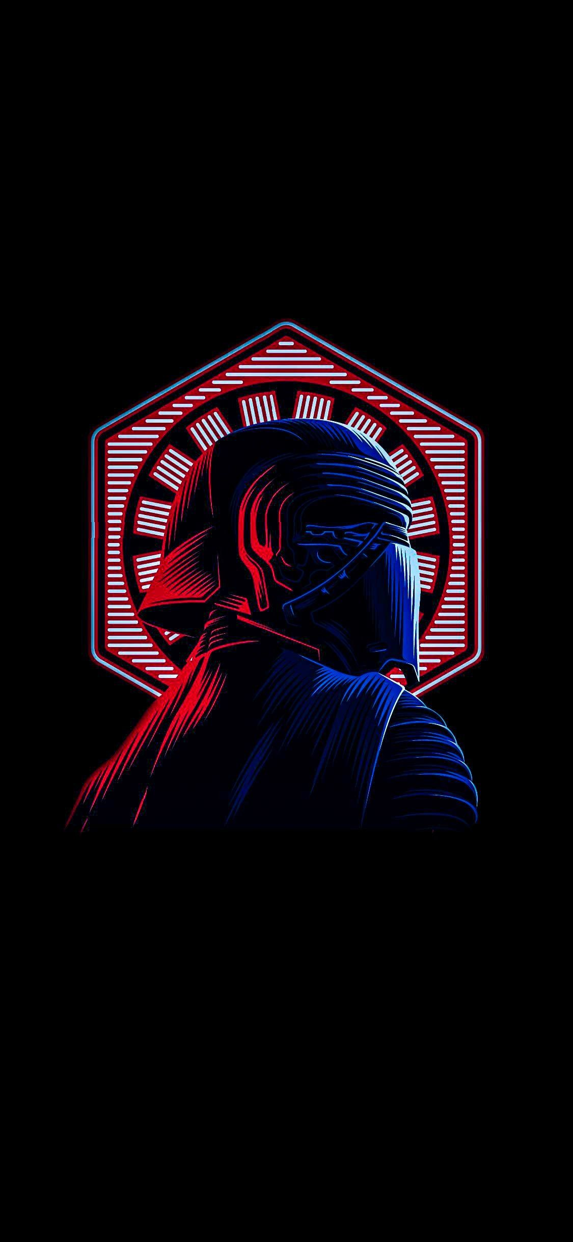 Star Wars Iphone Oled Wallpapers